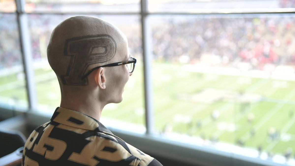 Tyler Trent: What you should know about the Purdue football superfan and cancer fighter
