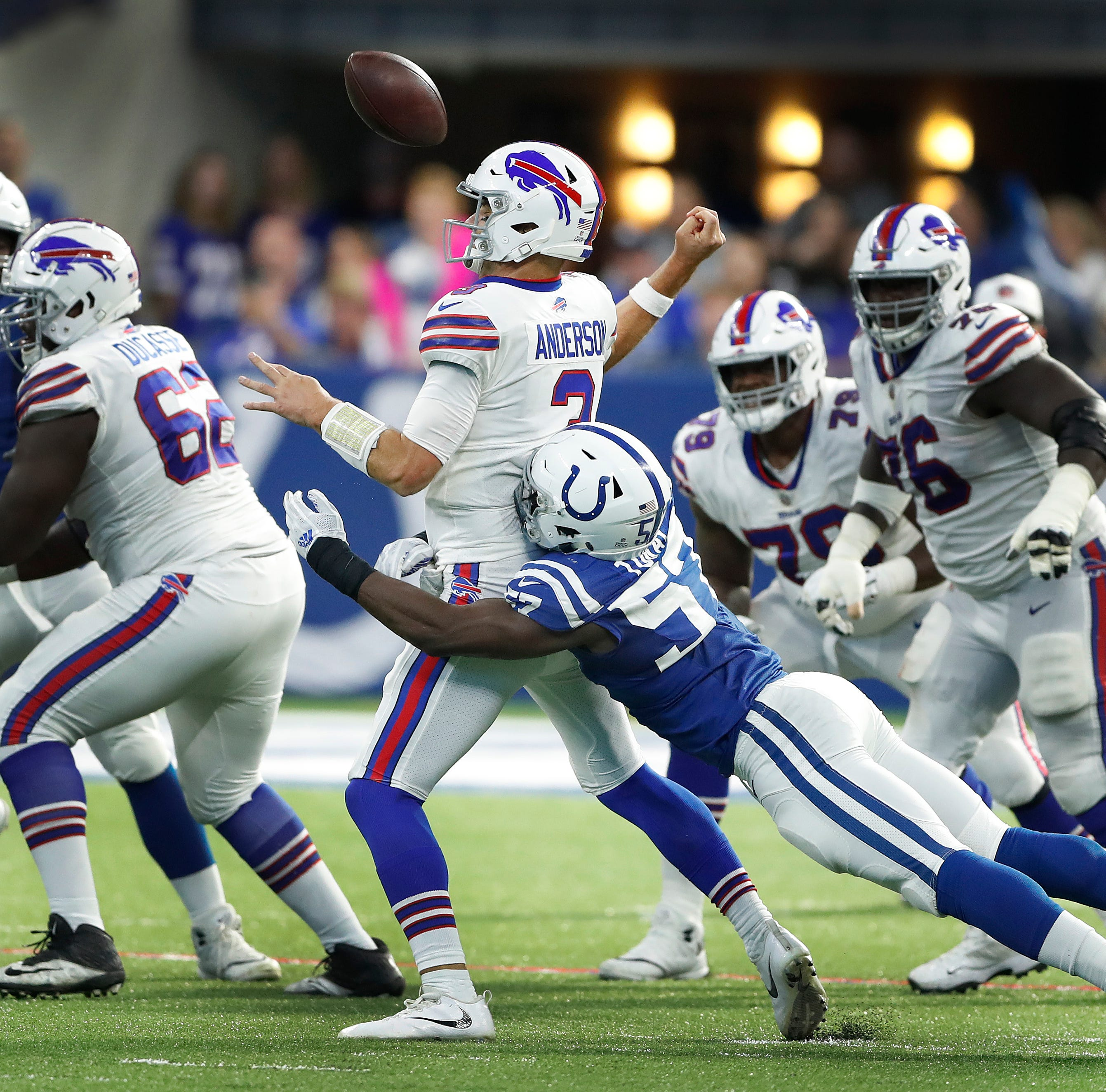 Insider: Opponent aside, Colts defense needed performance like Sunday's