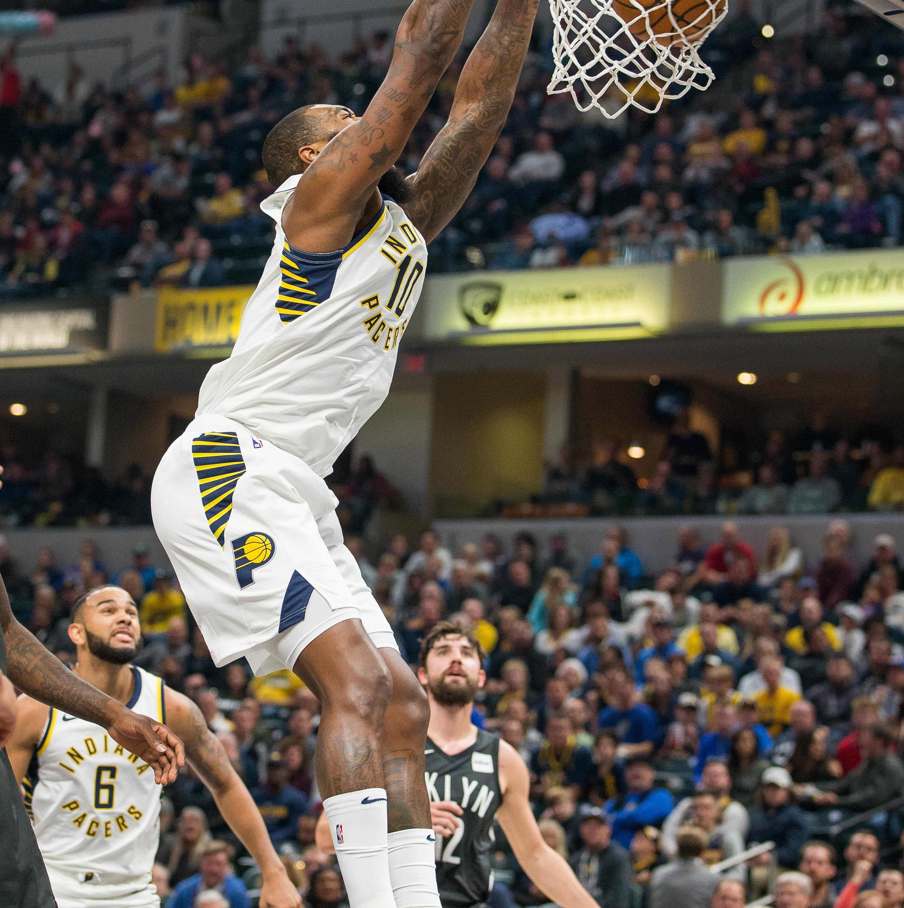 Insider: Kyle O'Quinn comes up big in middle as Pacers start 3-game trip