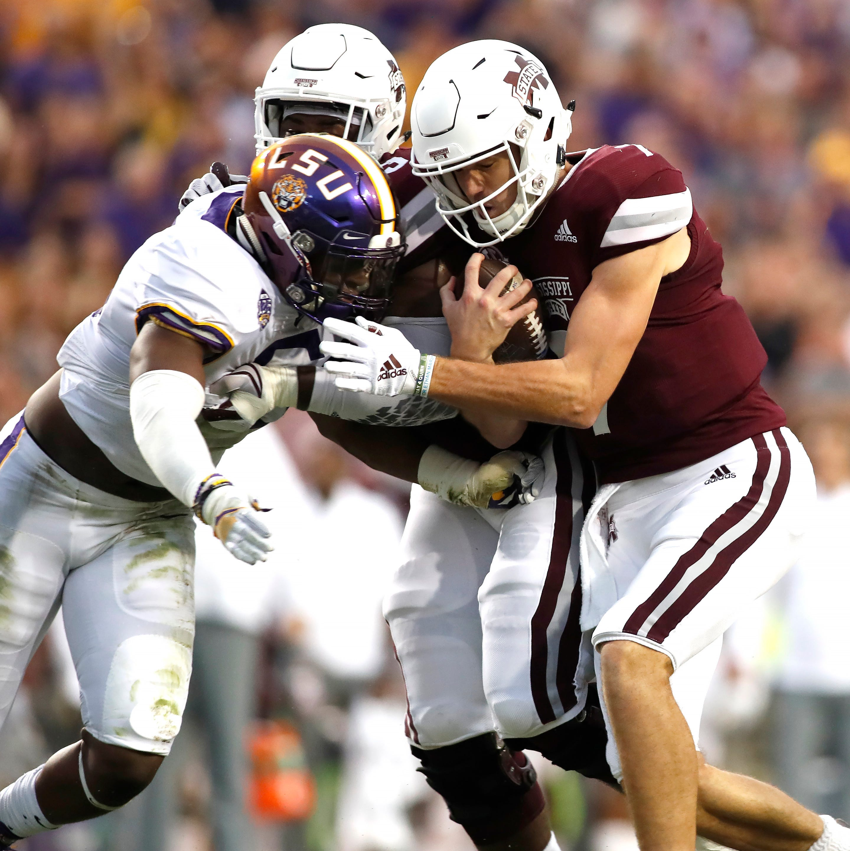 MSU's running-on-empty offense leaves the Bulldogs a Tiger Stadium loser