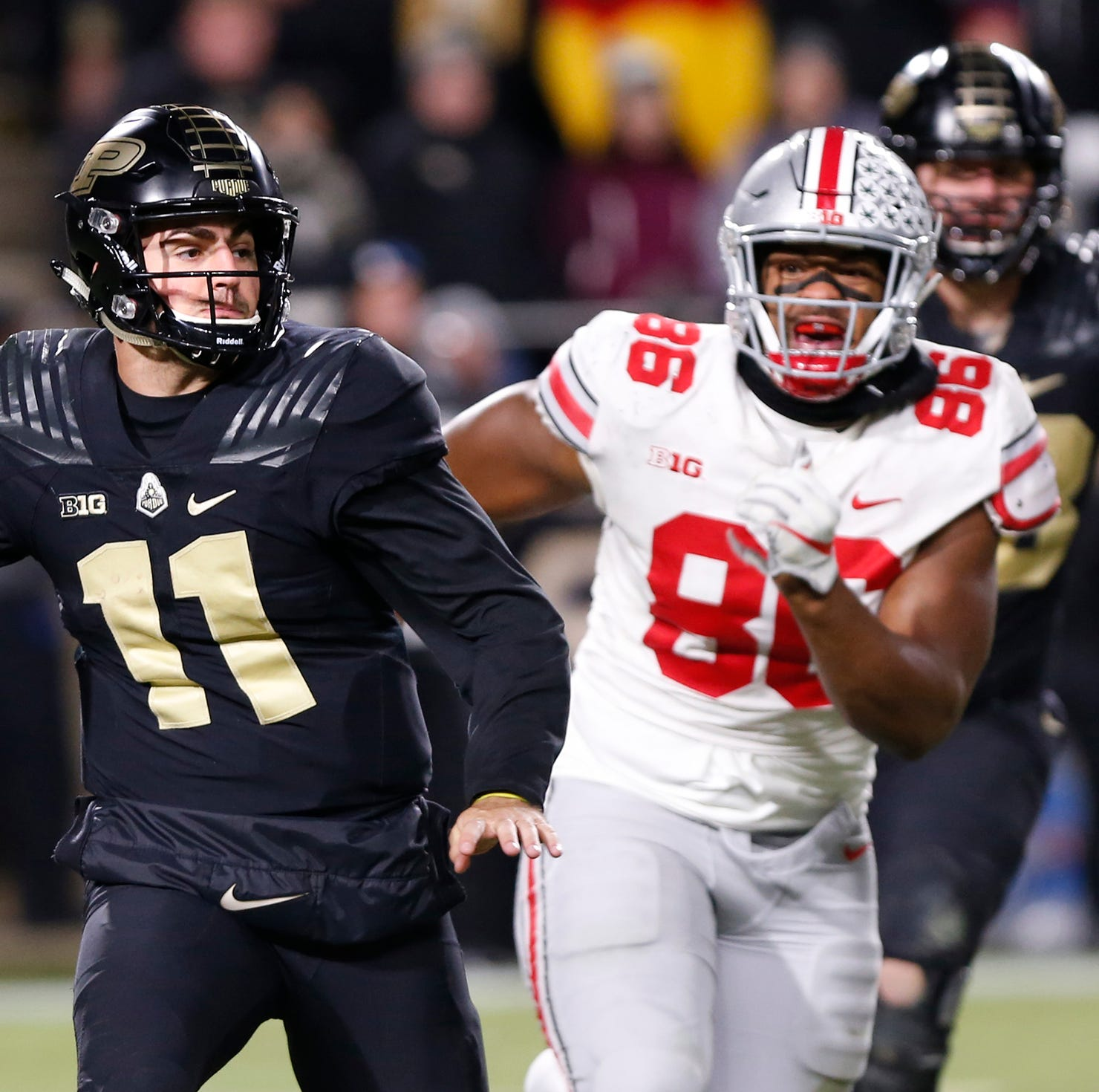 Purdue football makes history with Big Ten weekly awards sweep
