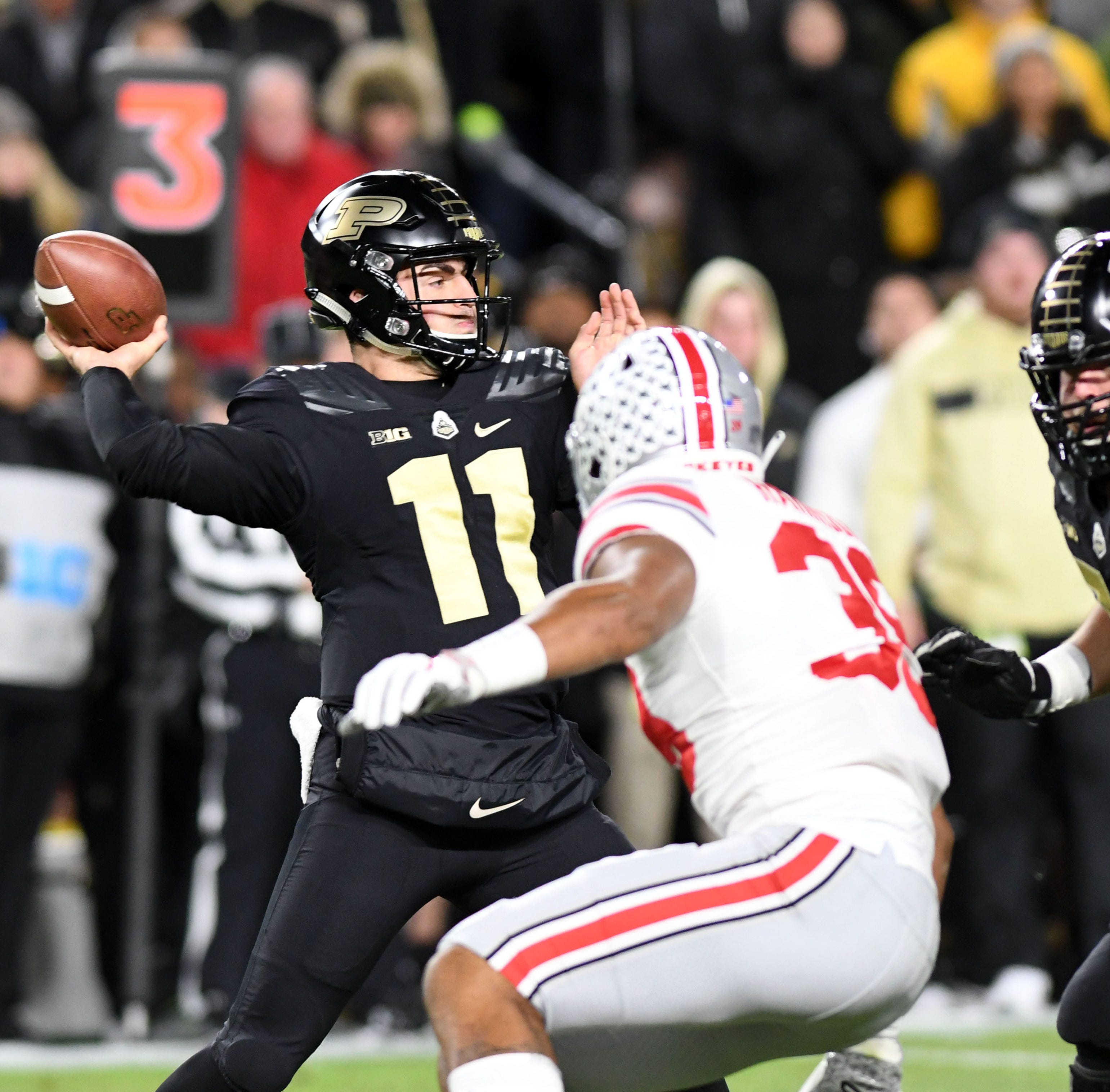 Purdue football: 5 facts from the Boilermakers' last win against a top-5 team