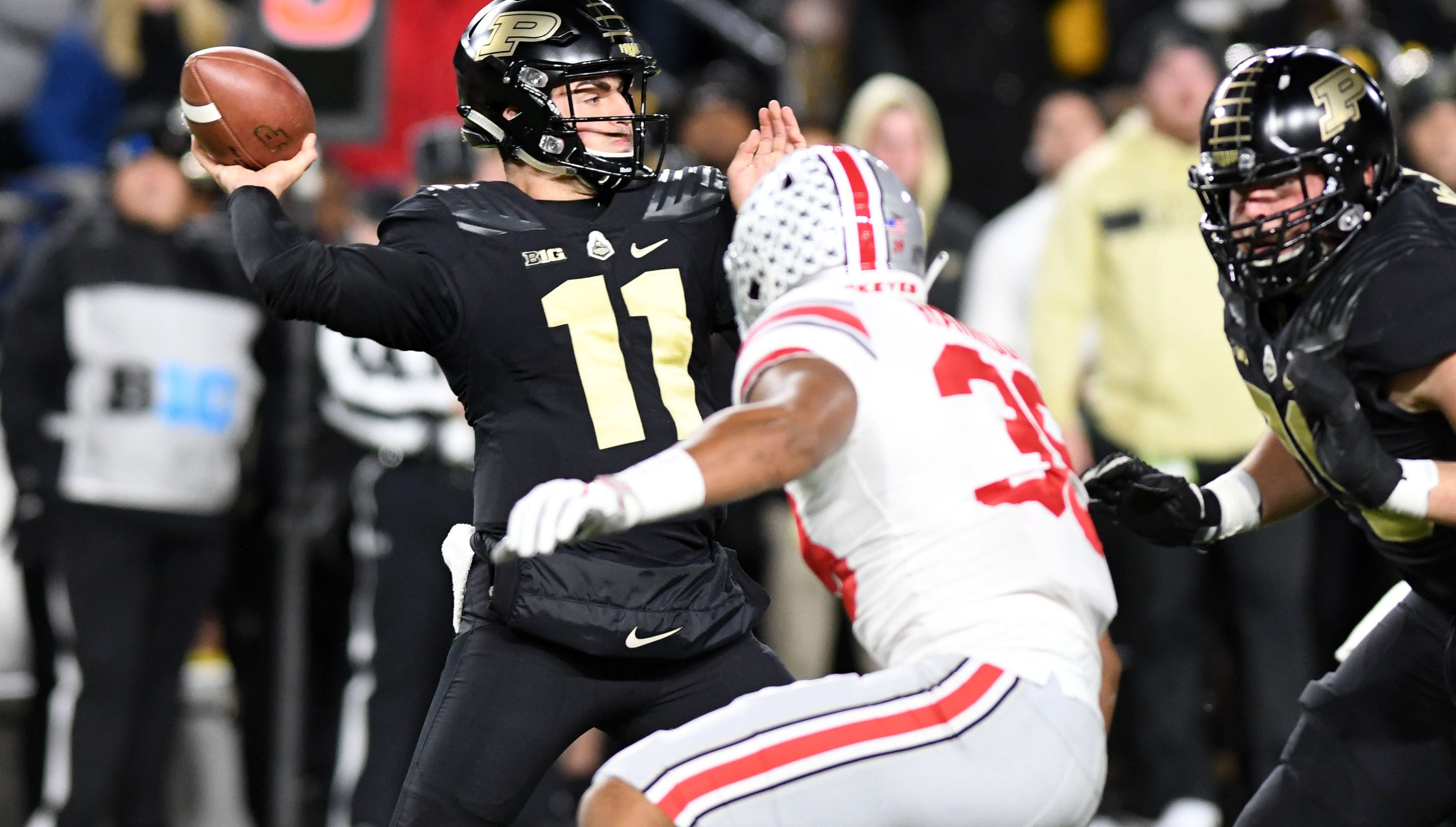 Purdue football  5 facts from the Boilermakers  last top-5 win 749b58ced