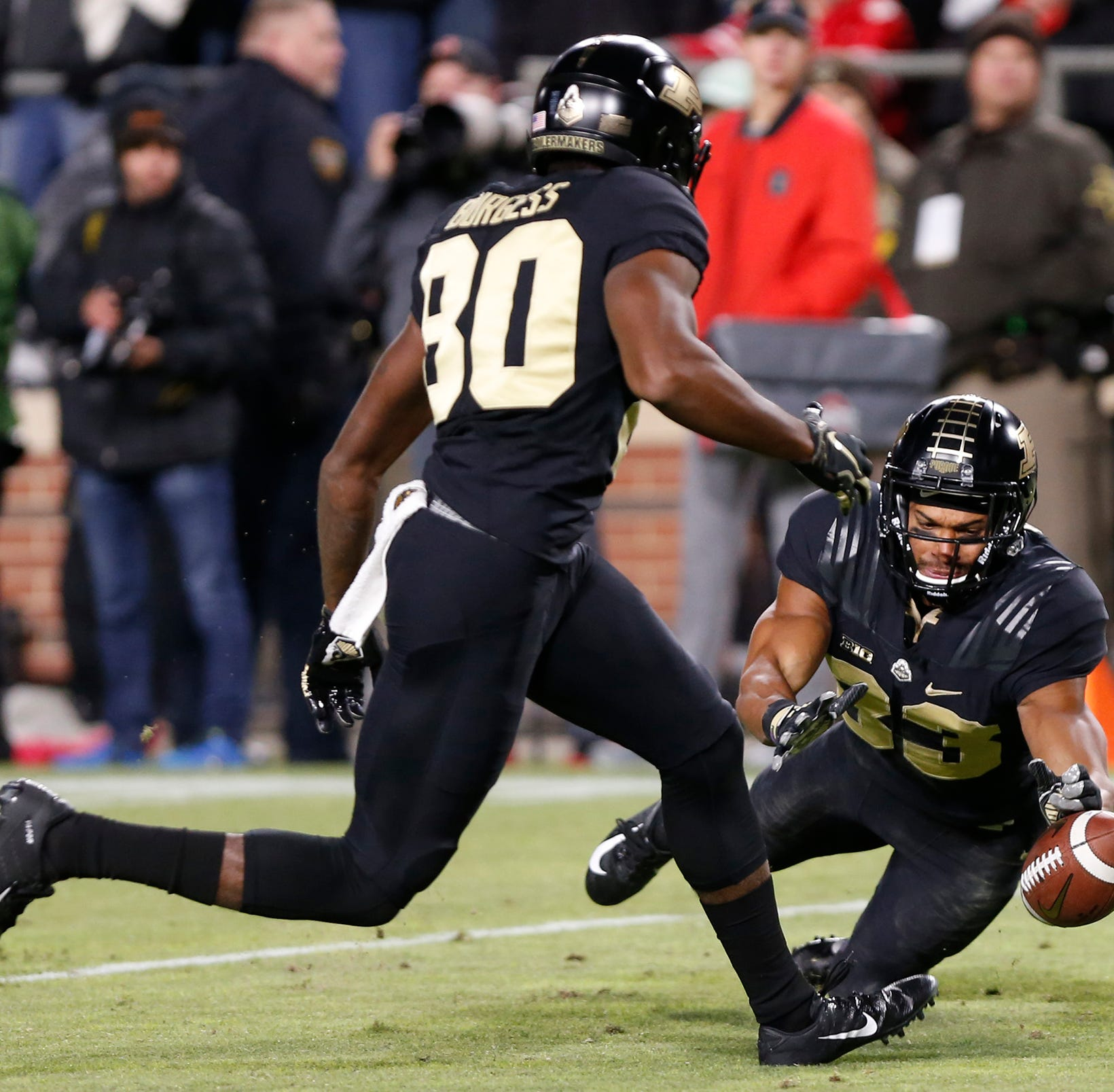 Purdue 49, Ohio State 20: Grading the Boilermakers
