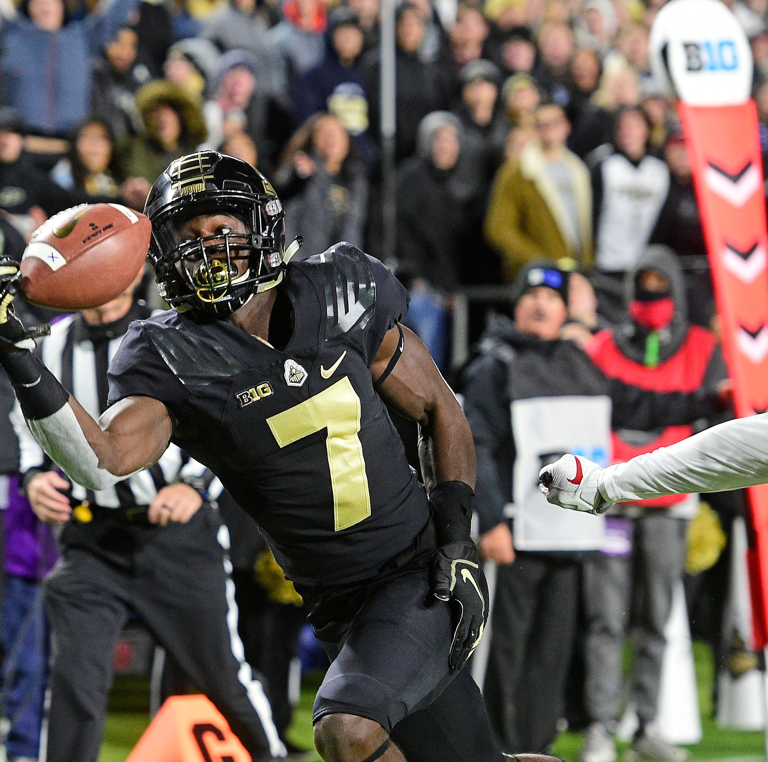 Purdue football 49, No. 2 Ohio State 20 | 5 takeaways