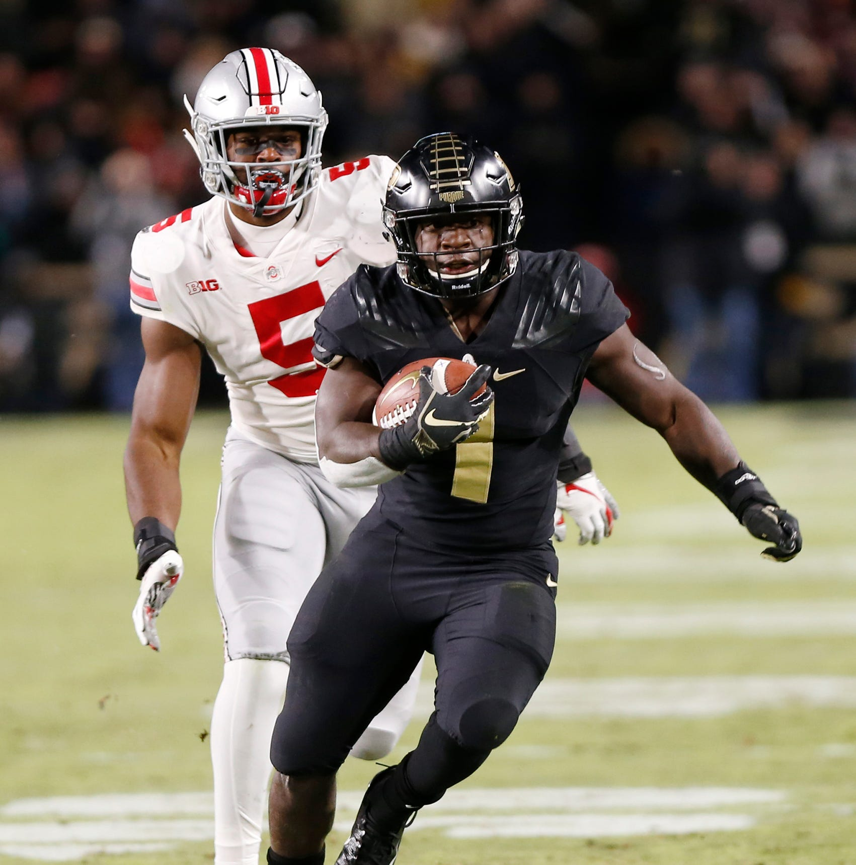 Purdue 28, Ohio State 13, 4th | Live updates