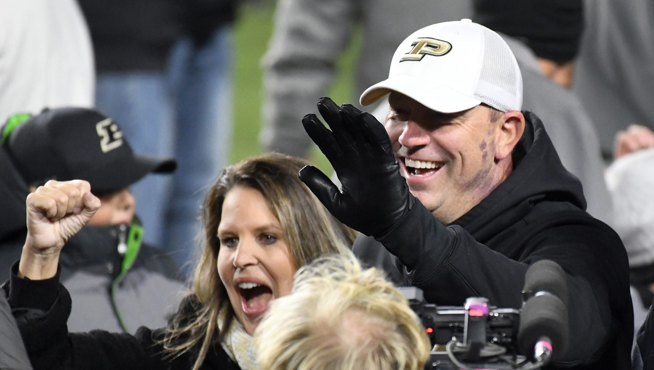 Thompson: Where Purdue football's upset ranks among other victories over Ohio State