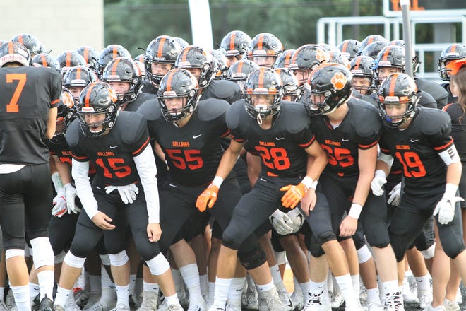 Brighton will take a 7-2 record into the state football playoffs.
