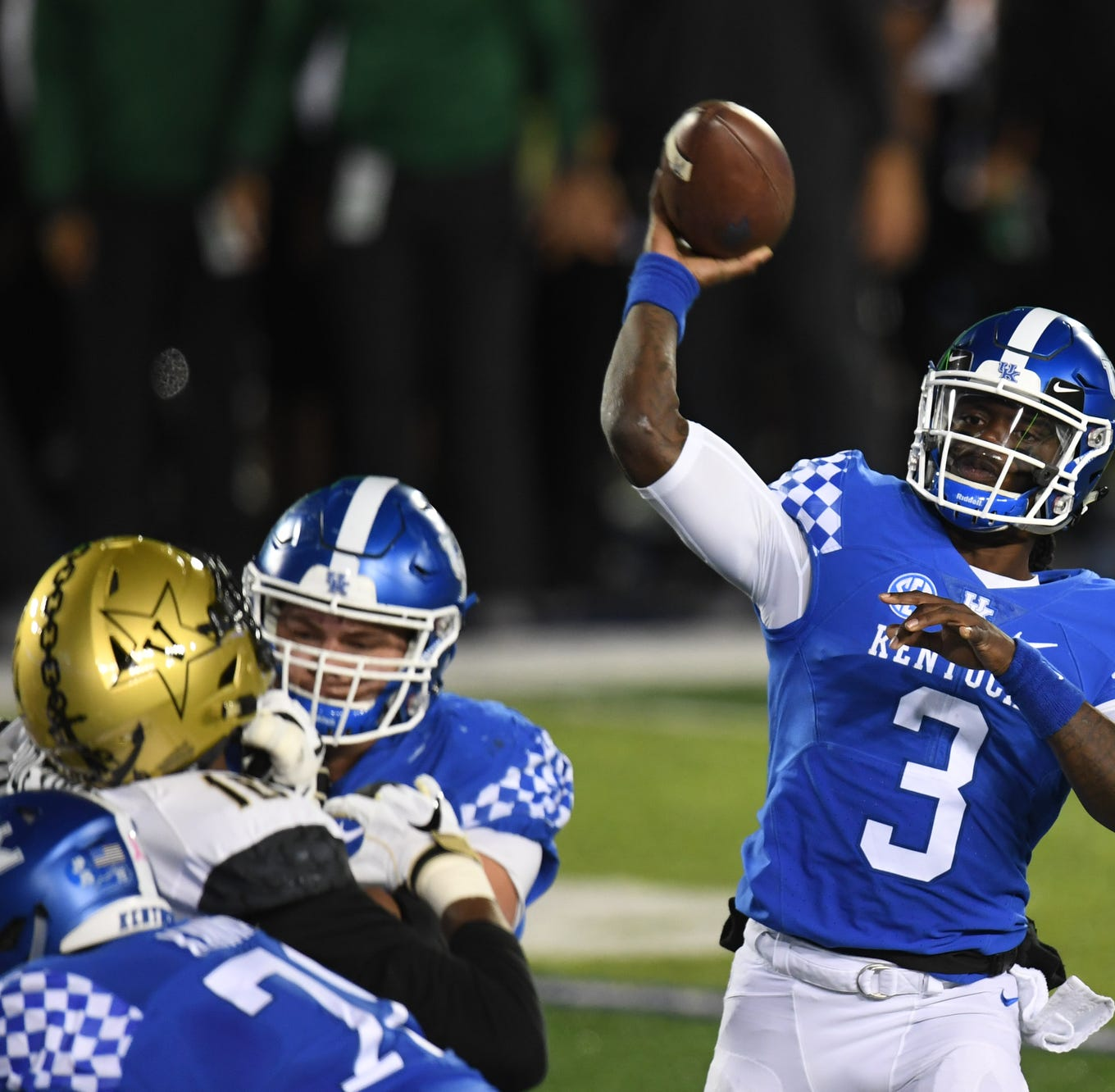 For Kentucky to stay in SEC East race, passing game has to improve