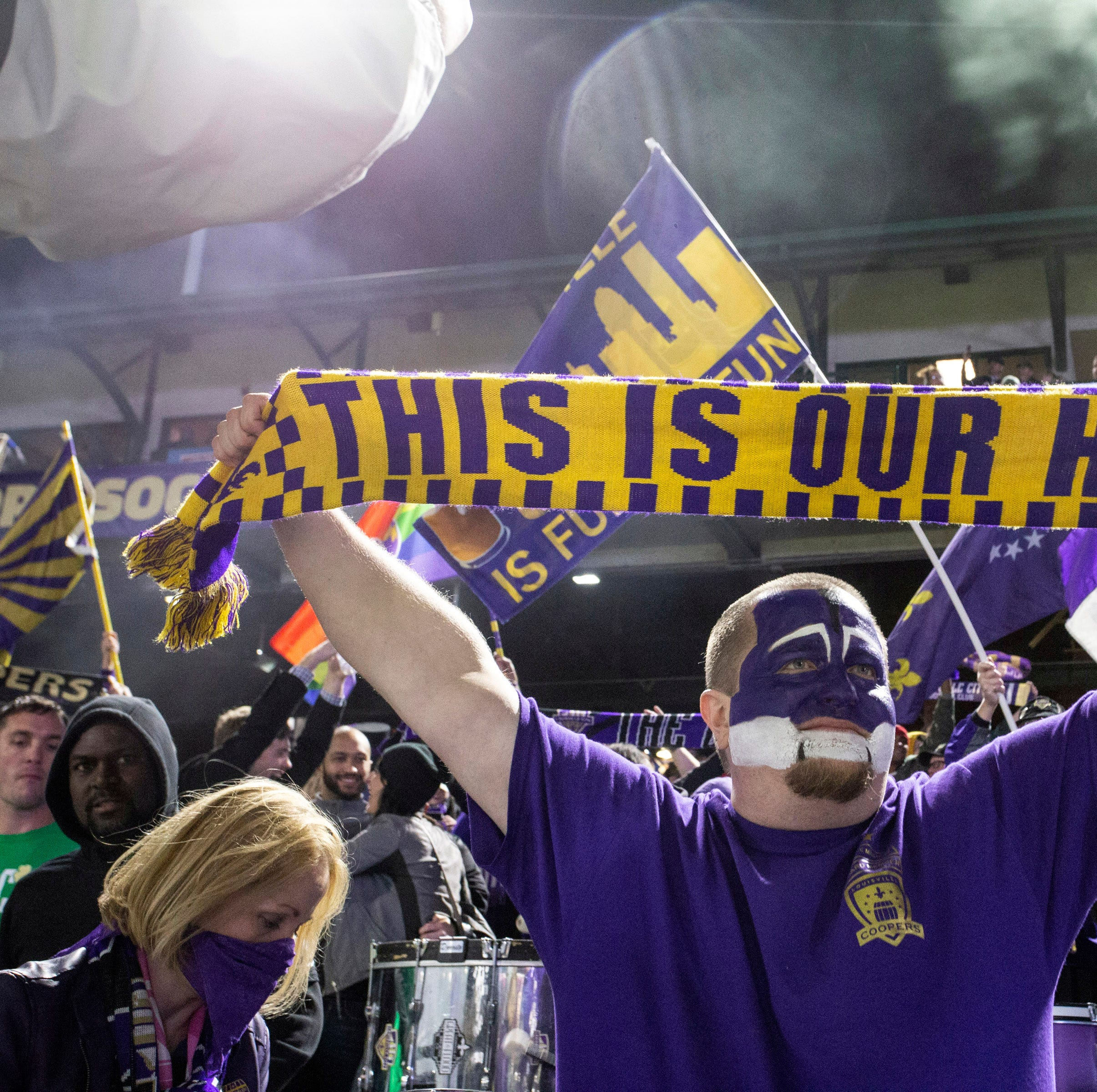 LouCity makes it 5 straight playoff wins with victory against Indy Eleven