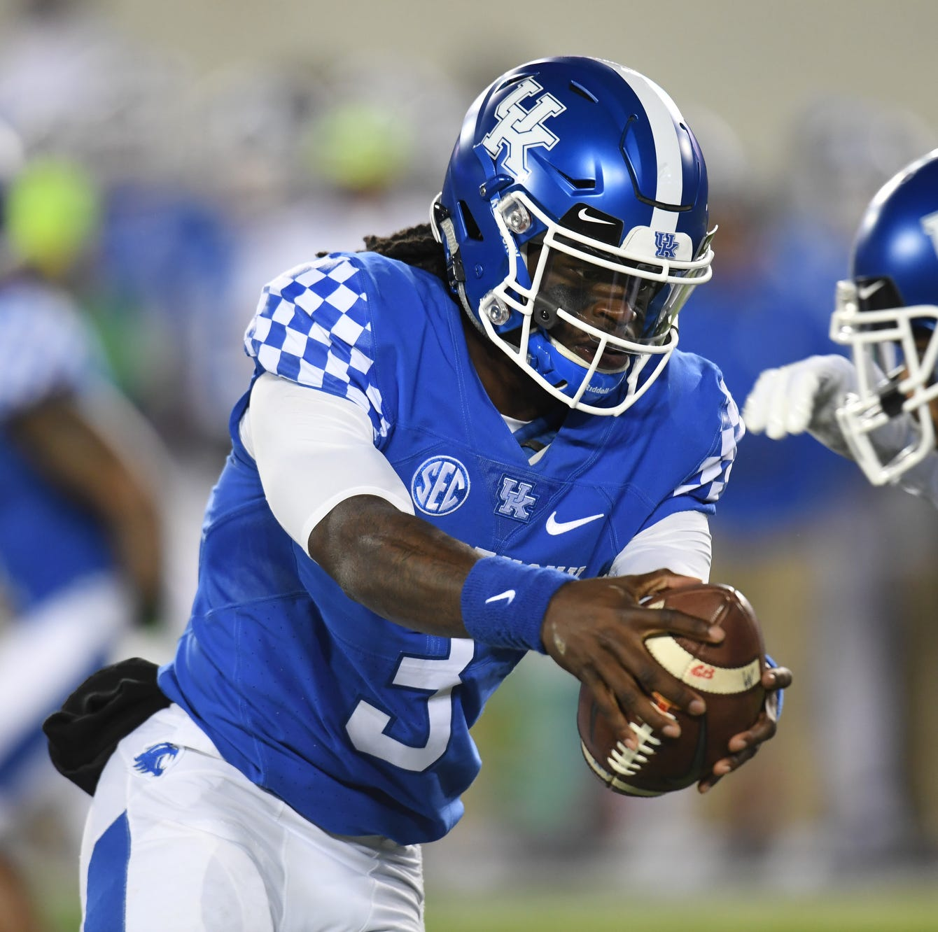 Mark Stoops: Terry Wilson still the starter, but Gunnar Hoak on notice