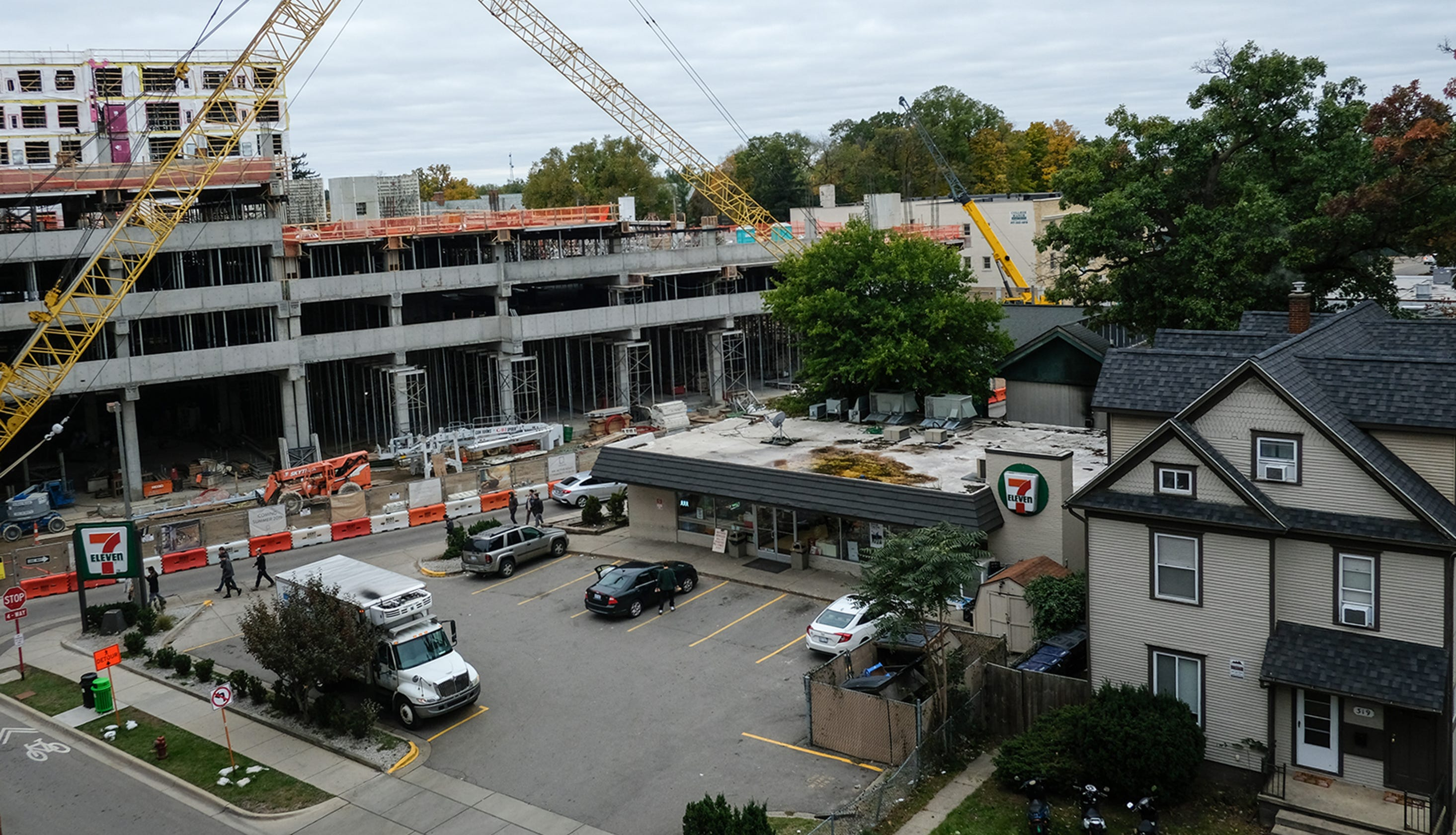 How nearly 1,000 new apartments can change downtown East Lansing