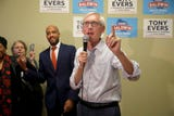 Tony Evers says he will give greater voice to a diminished Department of Natural Resources.
