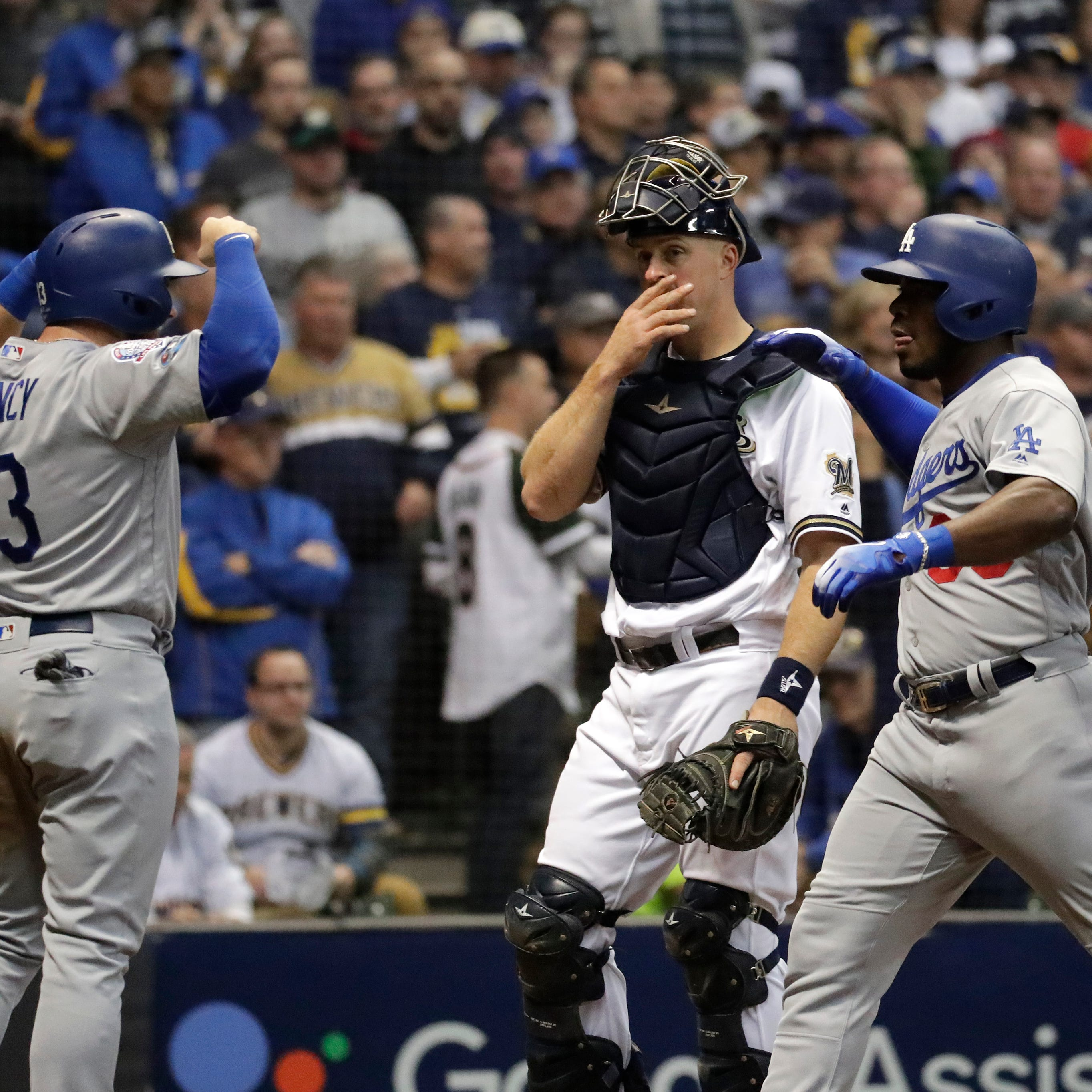 Dodgers 5, Brewers 1: A magical ride ends in the NLCS, but the future holds great hope