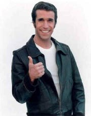 Fonzie would give a thumb's up to Bryant's Cocktail Lounge's Halloween party.