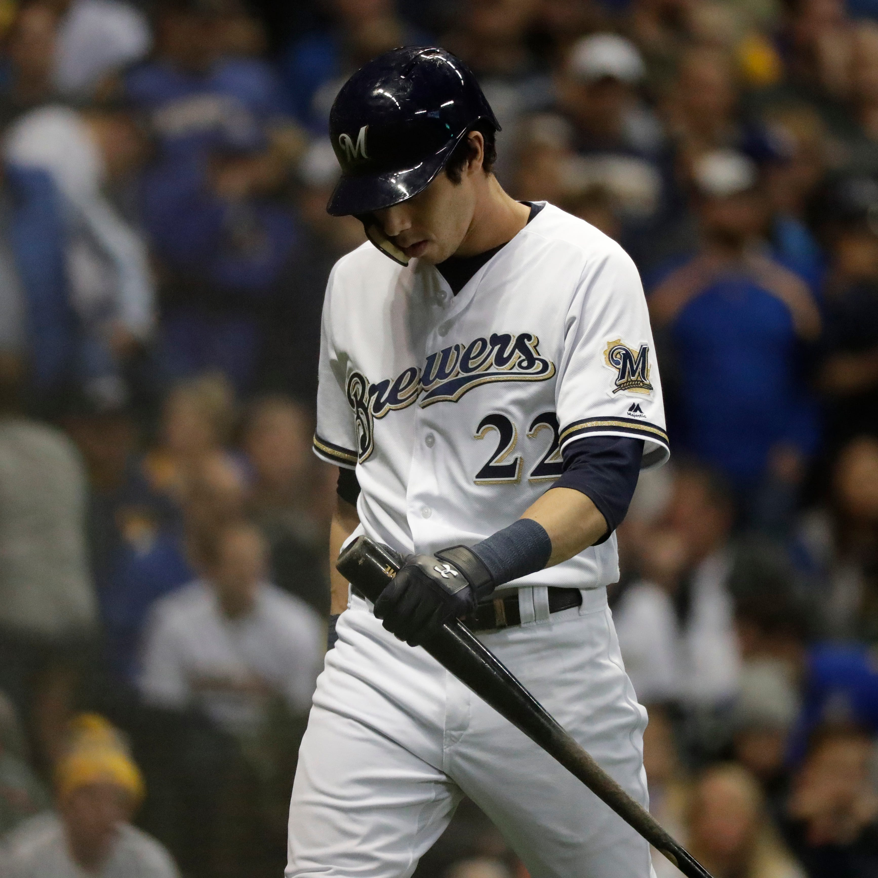 Haudricourt: Wait for another World Series continues as Dodgers dash Brewers' dreams in Game 7