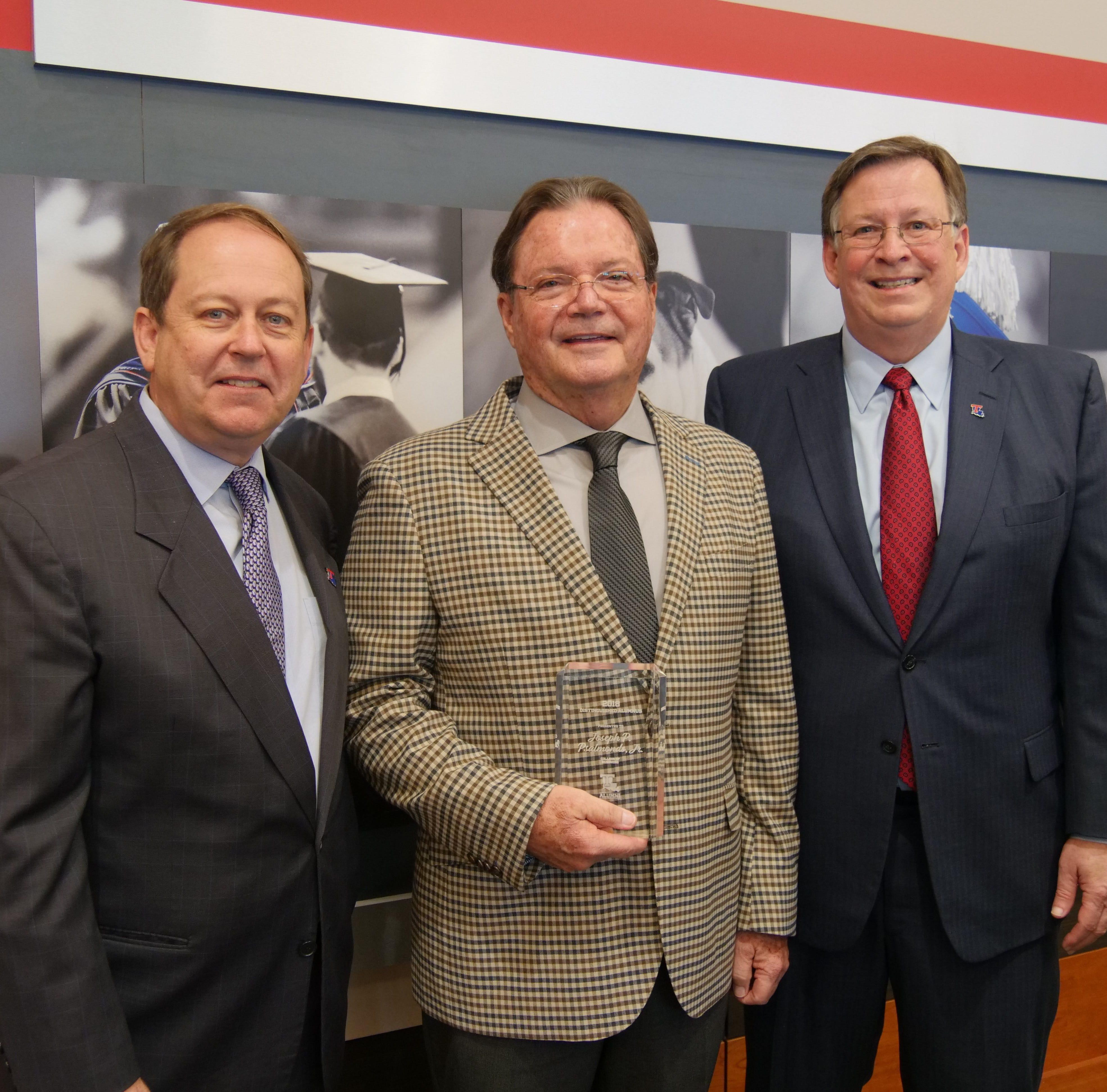 Shreveport community leader named Louisiana Tech's Business Alumnus of the Year