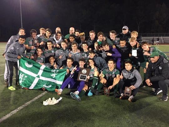 Delbarton earned its fifth Morris County Tournament soccer title in six years.