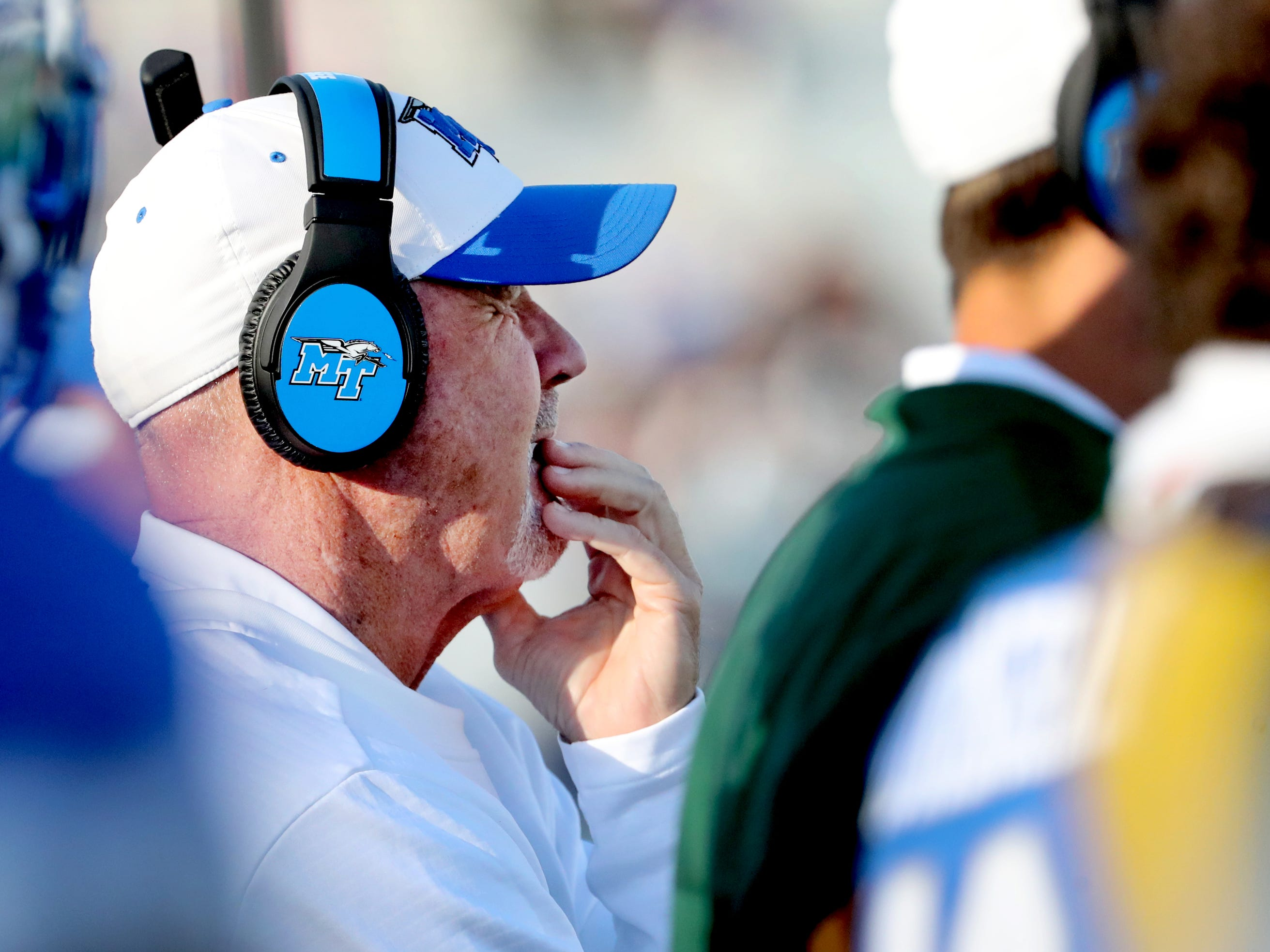 MTSU finds no wrongdoing by Rick Stockstill in player abuse allegation by former lineman