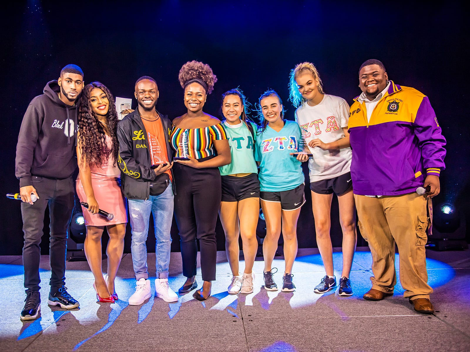 Star Quest: NPHC Talent Show was held at the Student Union Ballroom.