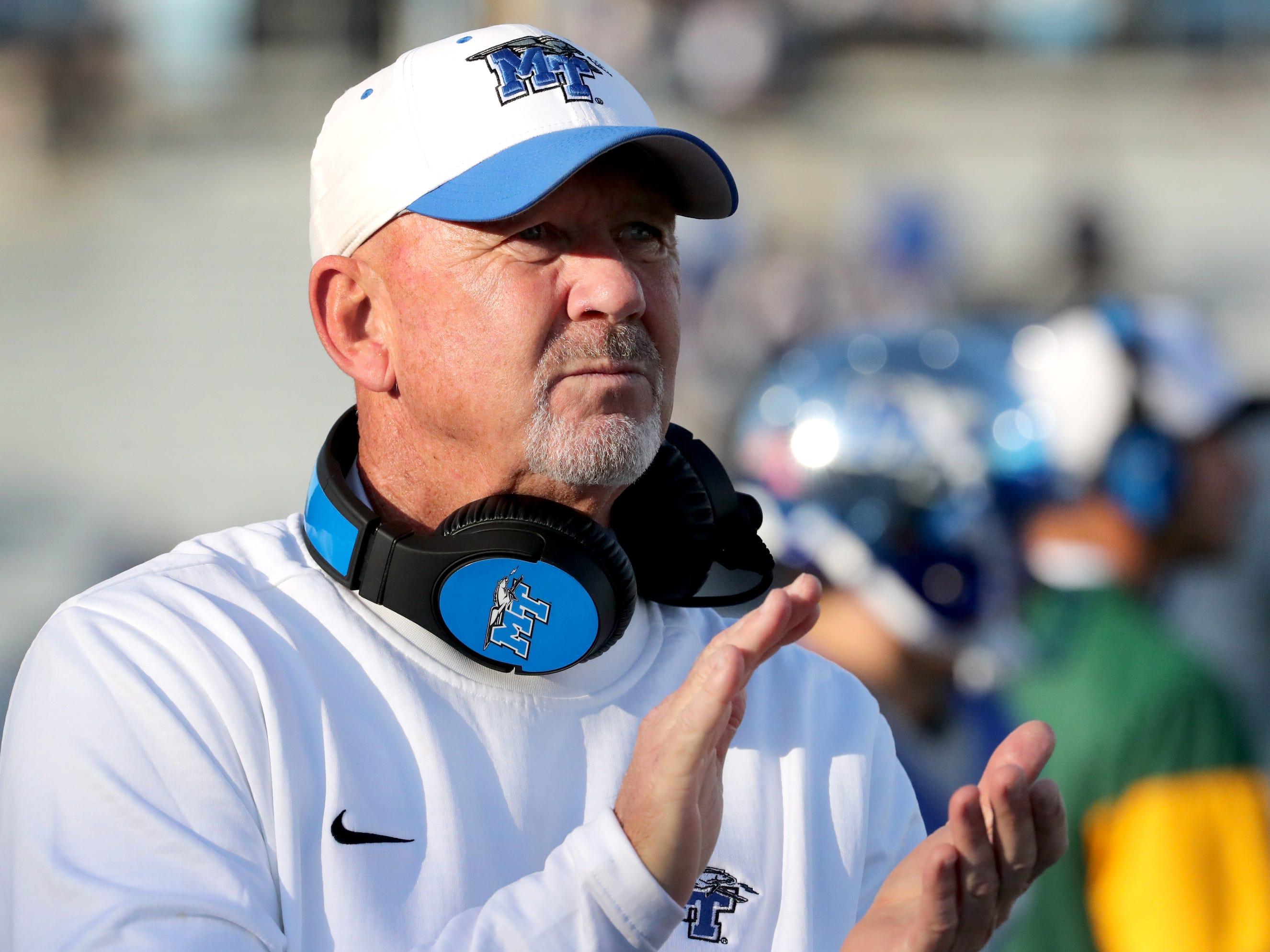 MTSU football vs. Western Kentucky: Five things to watch