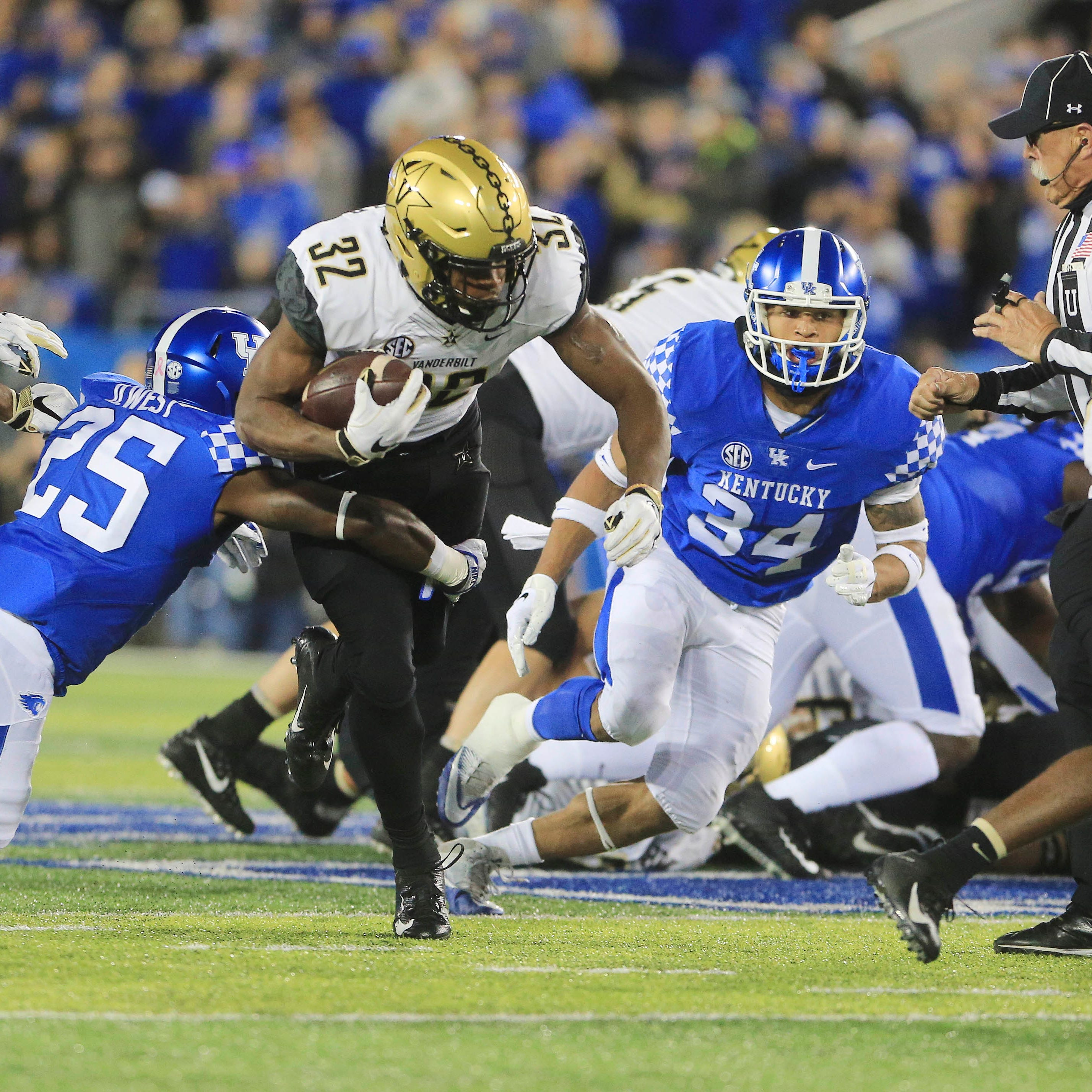 Kentucky 14, Vanderbilt 7: Five things we learned