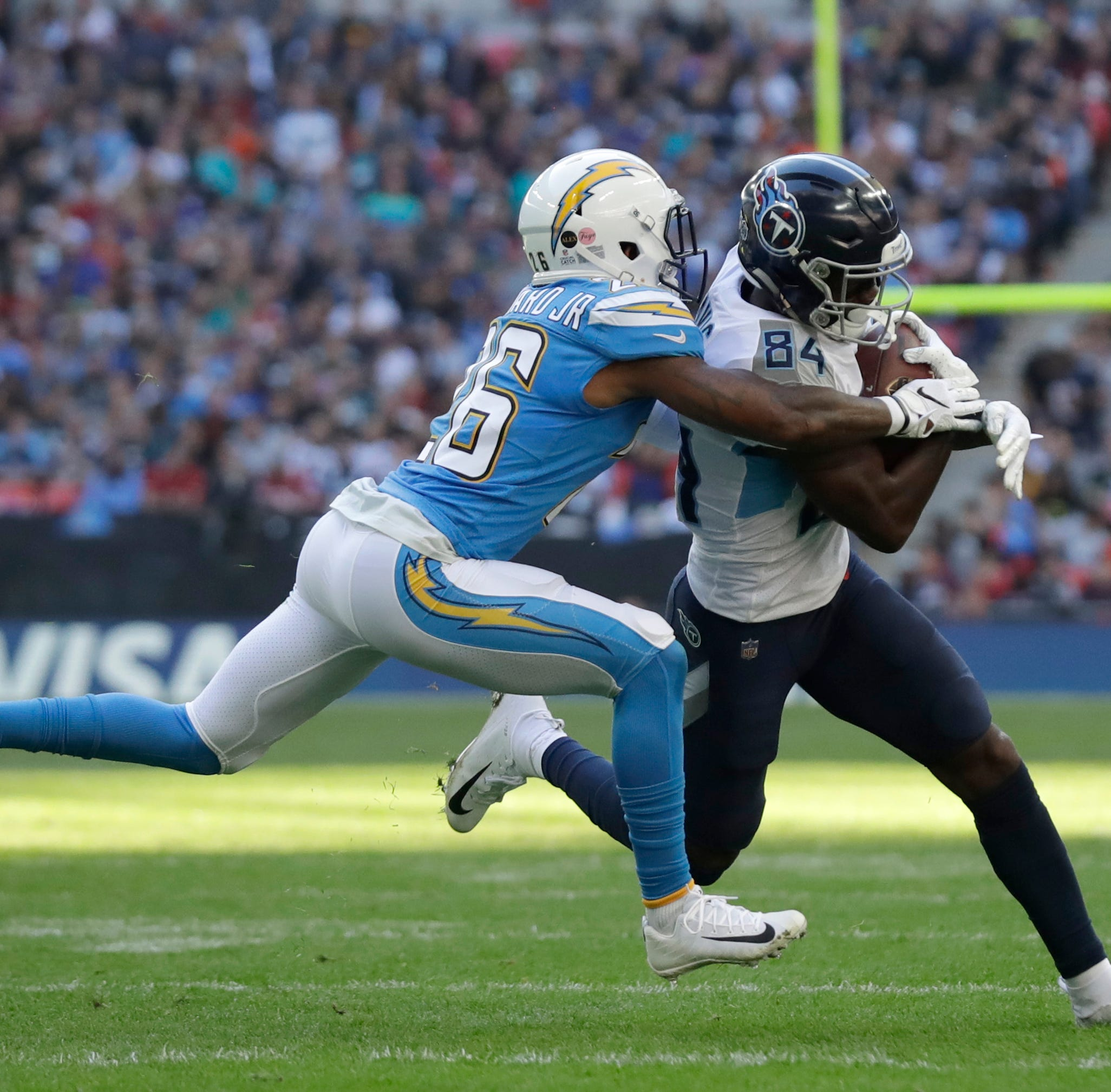 Talkin' Titans: Will the Tennessee Titans address their wide receiver woes?