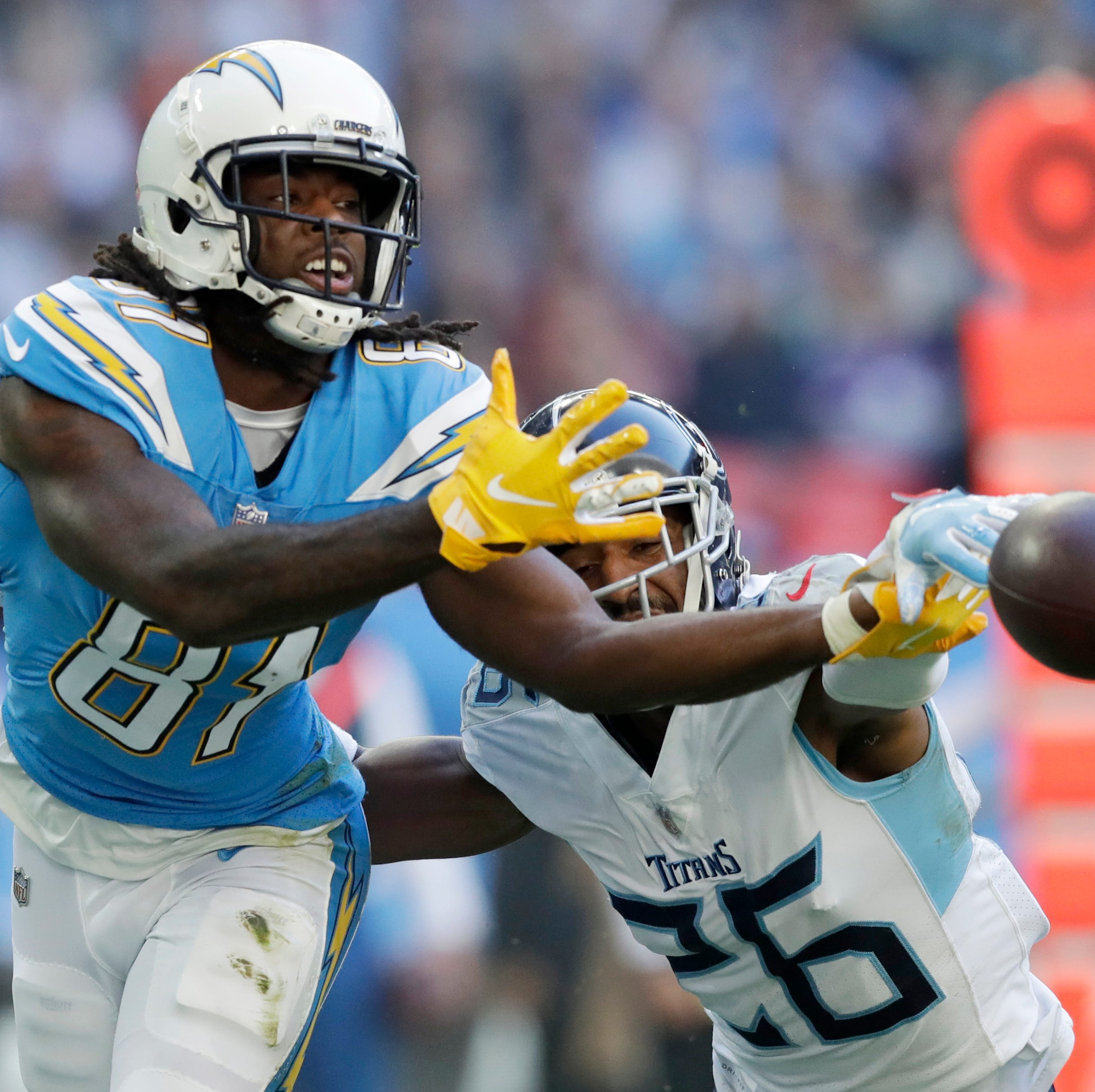 Chargers 20, Titans 19: Five things to know from London loss