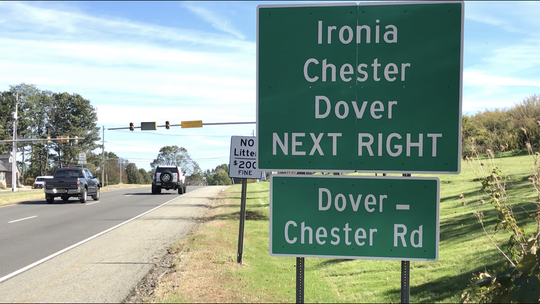 Randolph officials have petitioned the New Jersey Department of Transportation for turning lanes on Route 10 where it meets Dover Chester Road, the site of at least three fatalities over the last several years. Record reporter Lindsay Ireland was killed last week while walking on the highway a half-mile west of this location.