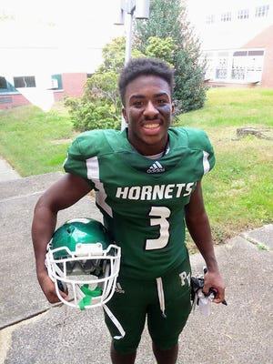 Passaic Valley's Antwan Rogers rushed for 115 yards and two touchdowns in a 46-12 win over Eastside on Oct. 20.