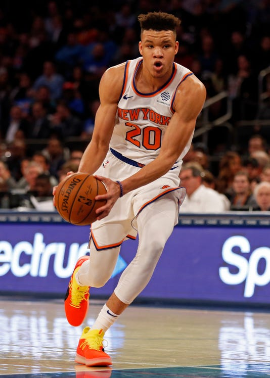 Nba Atlanta Hawks At New York Knicks