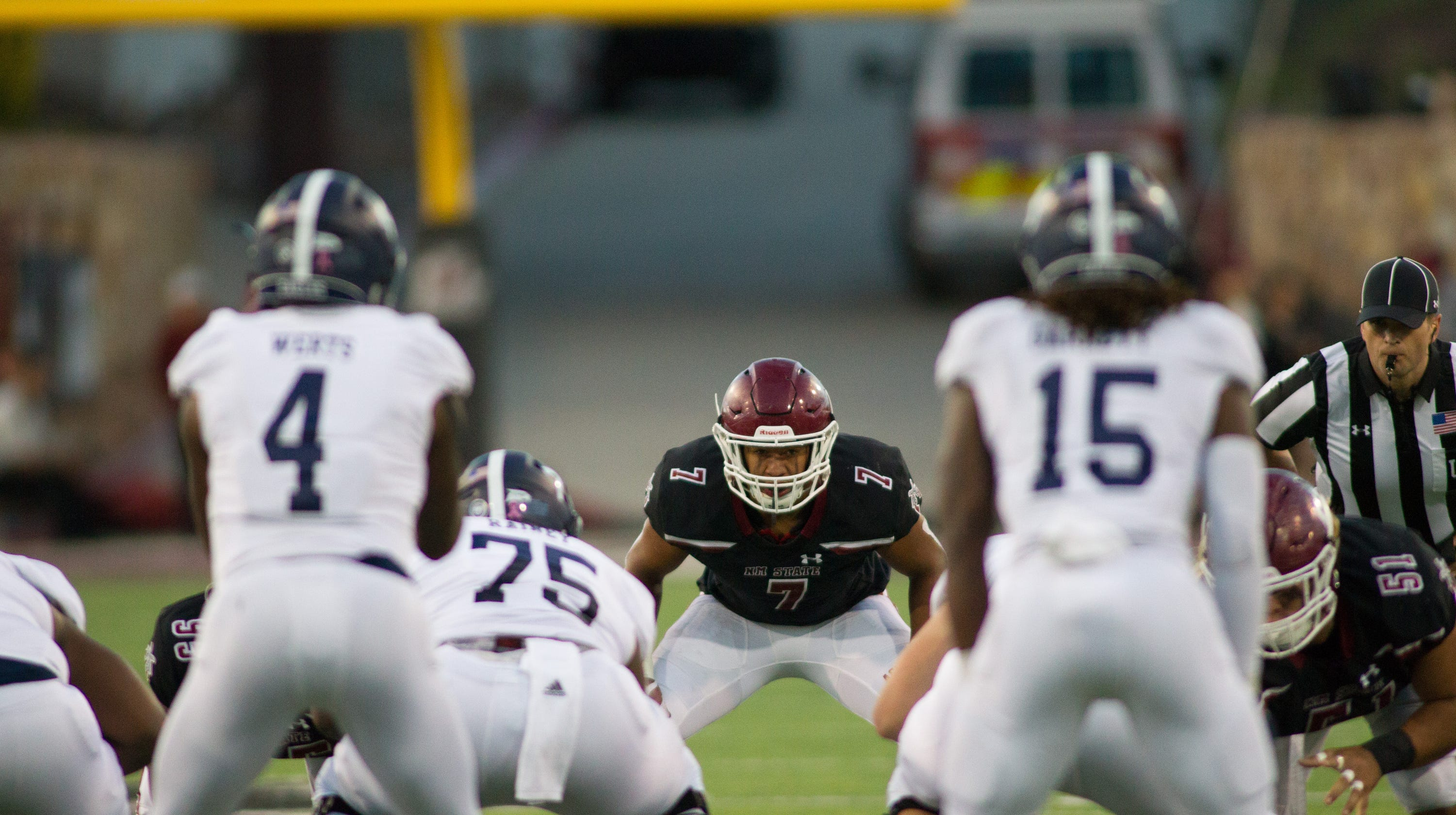 6ac38adc7 COMMENTARY  New Mexico State s recent defensive struggles are head  scratching