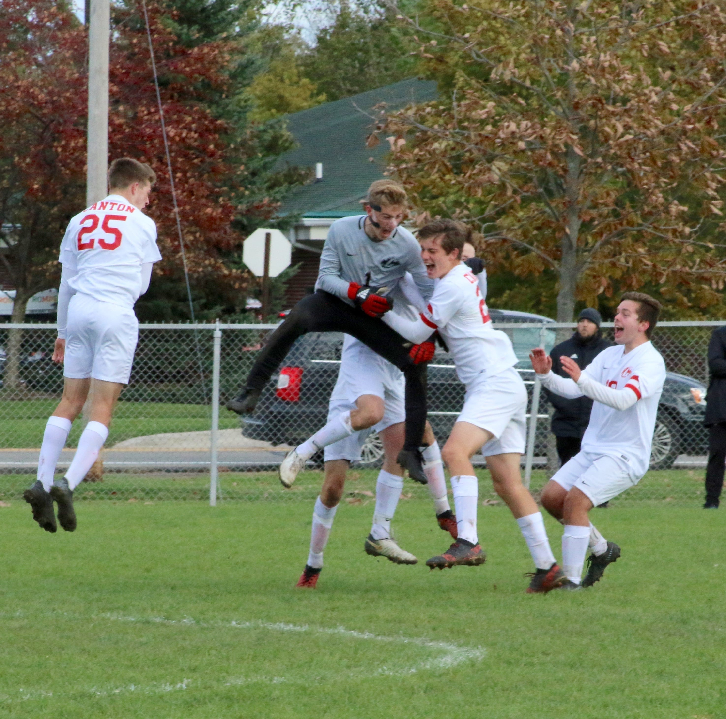 Canton edges Salem in PK shootout to win district final