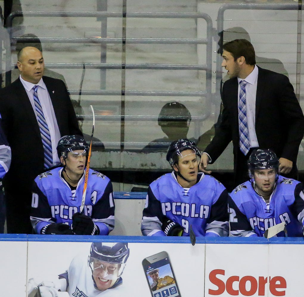 Ice Flyers' struggling start to season is viewed as bad fate, not performance