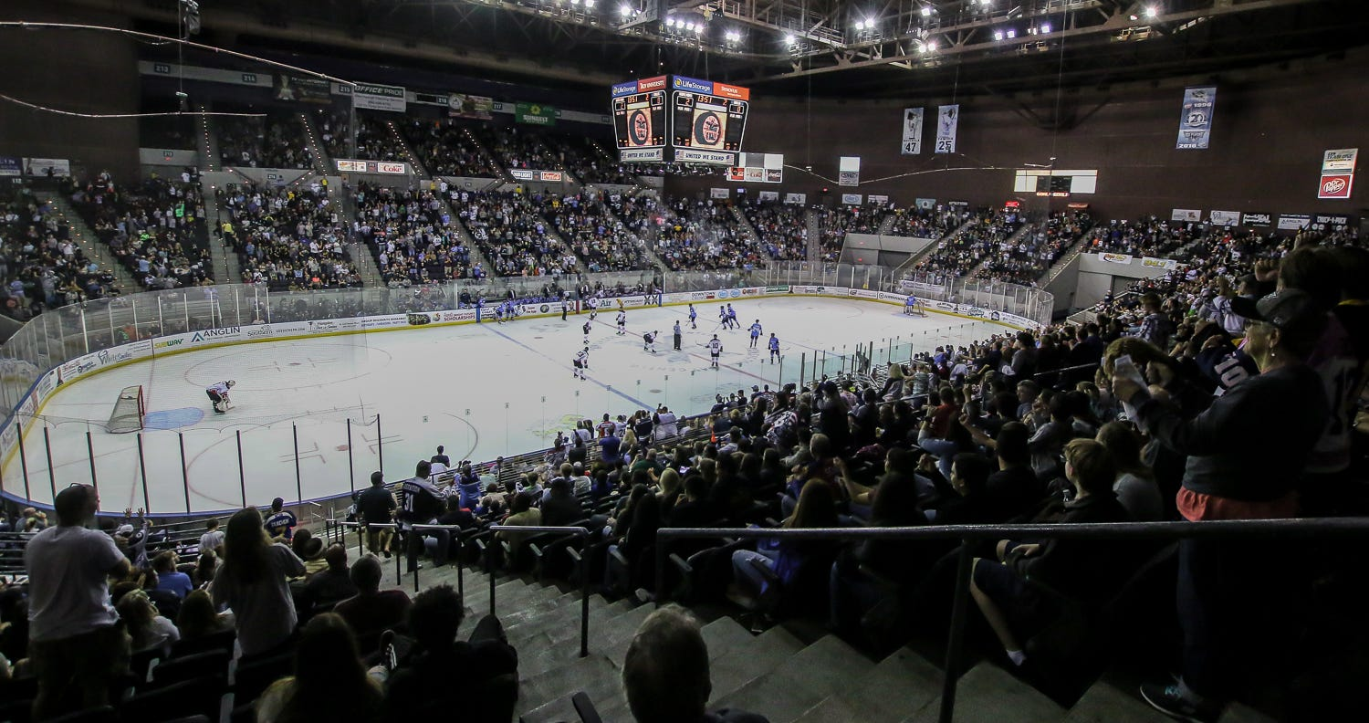SPHL: Pensacola Ice Flyers Eye Three Home Games To Boost SPHL Standing