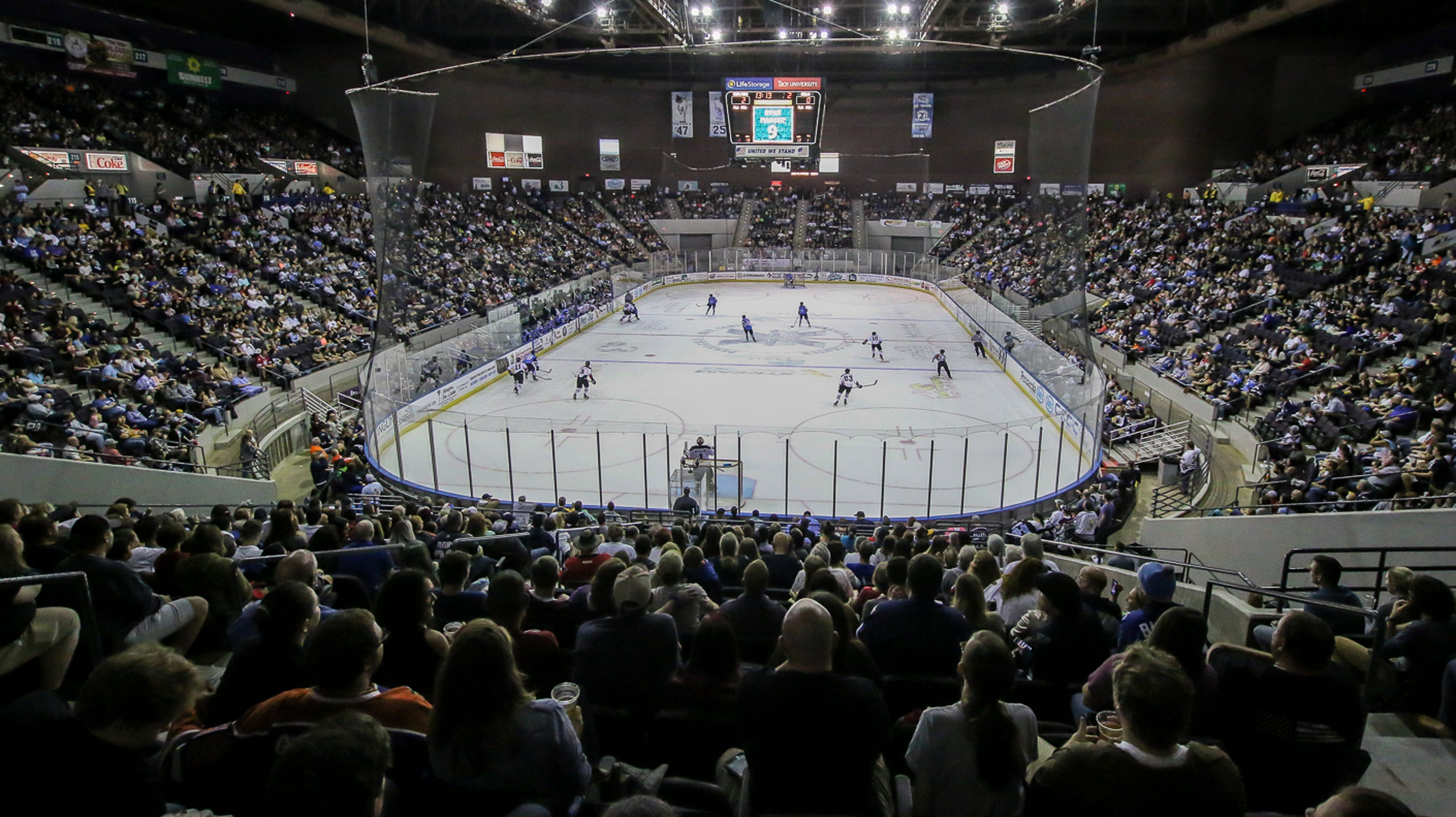 Pensacola Ice Flyers get near-sellout of 7 b3a95ba25