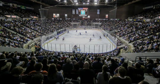 Ice Flyers host awareness night benefitting Autism Pensacola.