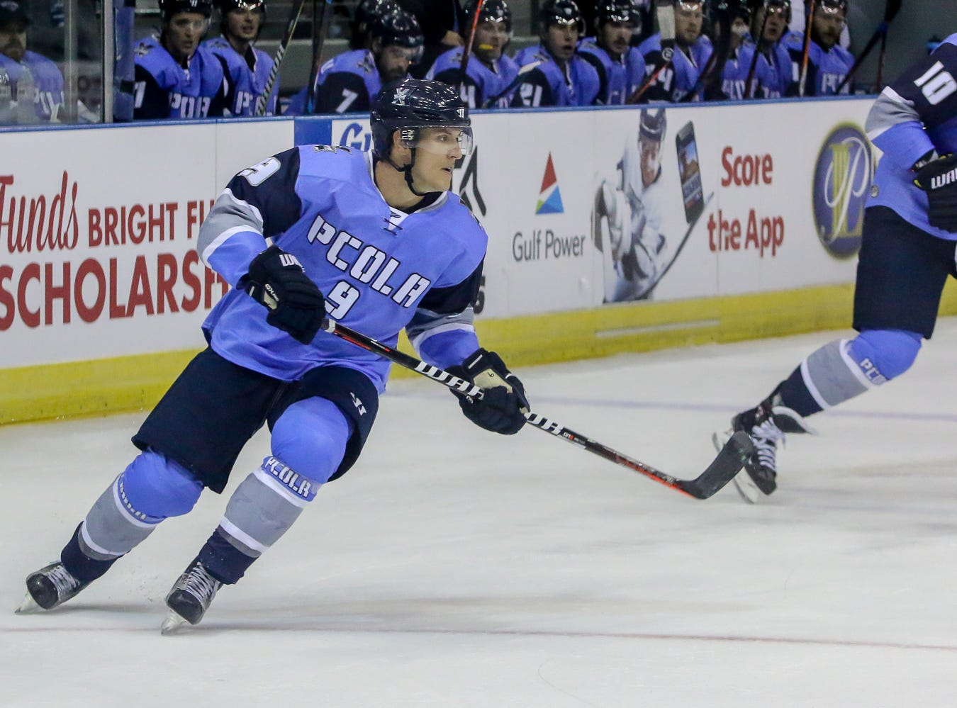 Ice Flyers thump Roanoke, hold final spot for SPHL playoffs