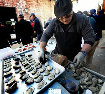 History on the Half Shell is a fundraiser for the York County History Center.