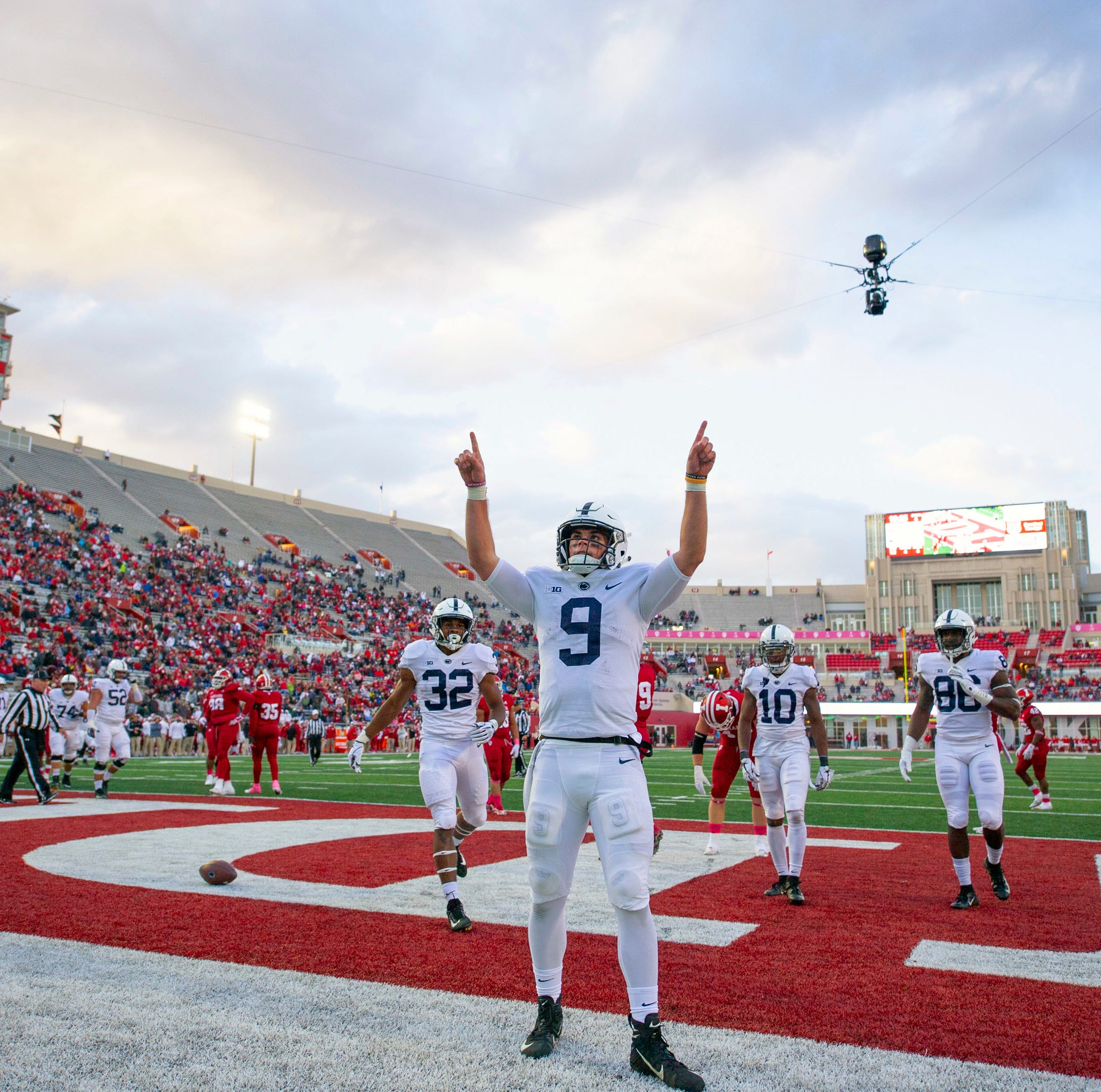 Penn State's Trace McSorley gives new meaning to 'can't touch this' in these highlights
