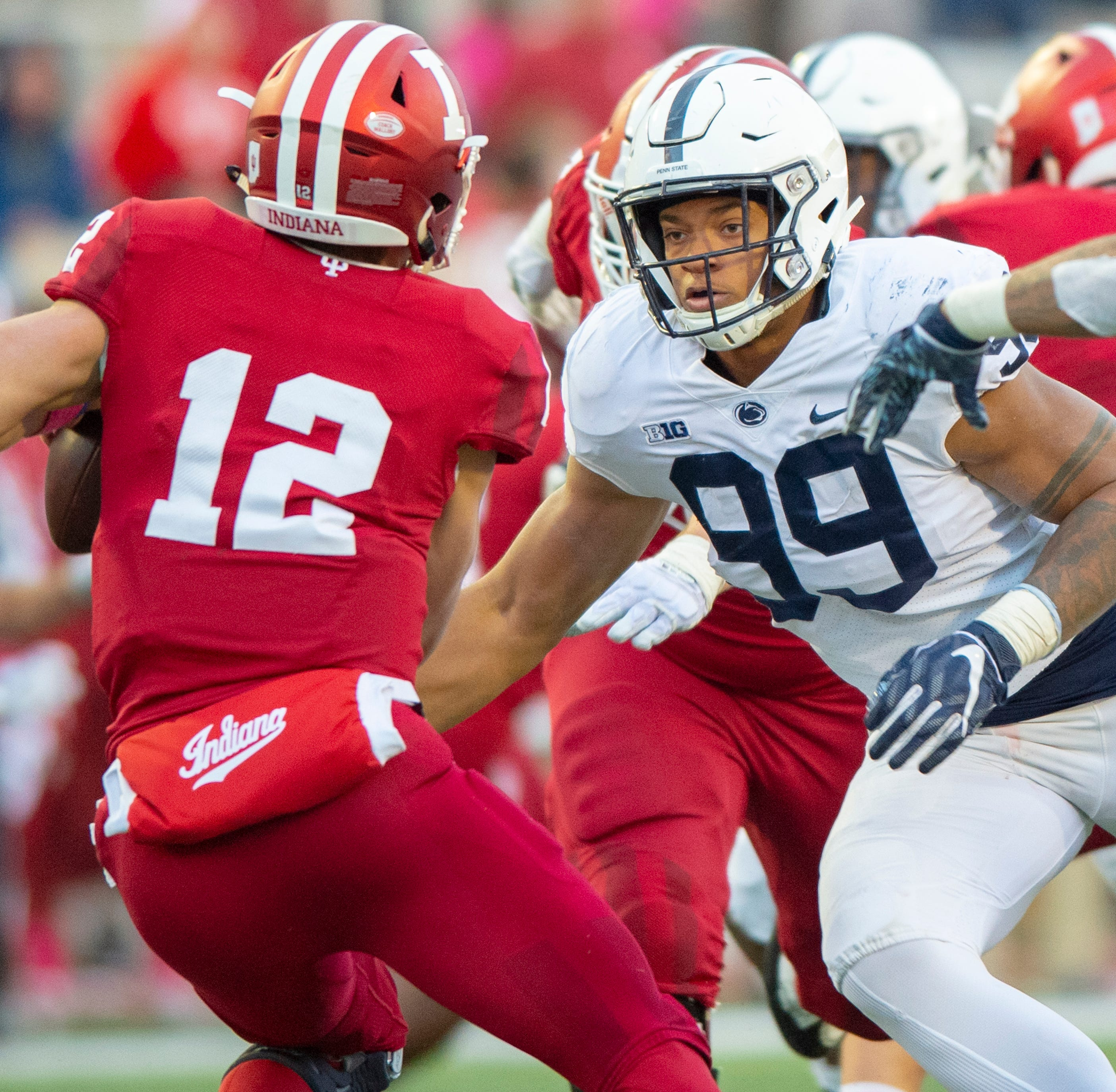 Mistake-prone Penn State looks closer to crumbling than rising up in second half