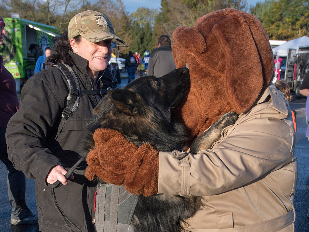 Dog-inclusive event raises funds for York County Sheriff's K-9 Unit, promotes bonding
