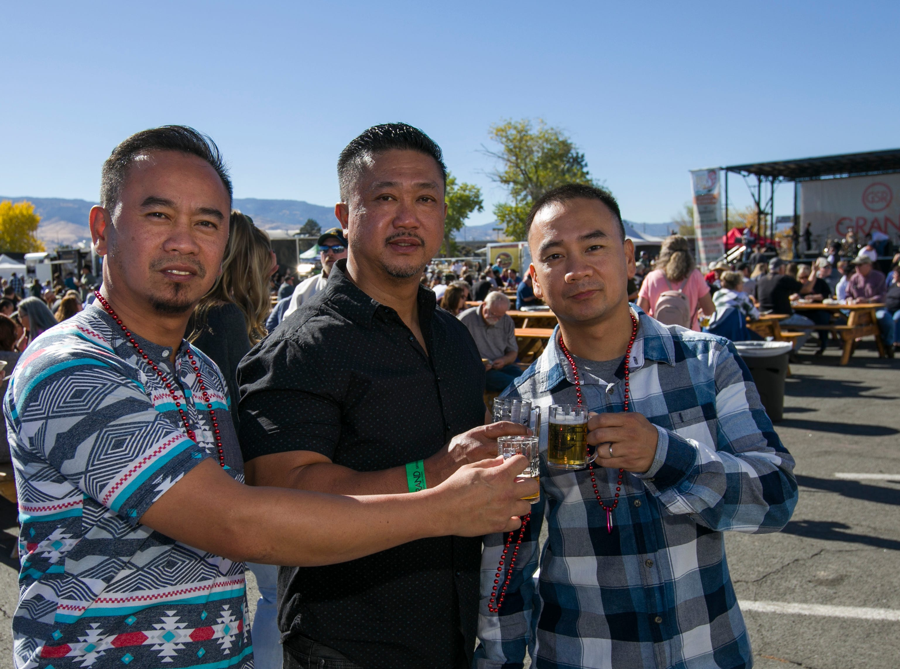 Photos from the Chili Festival at GSR on Oct. 20