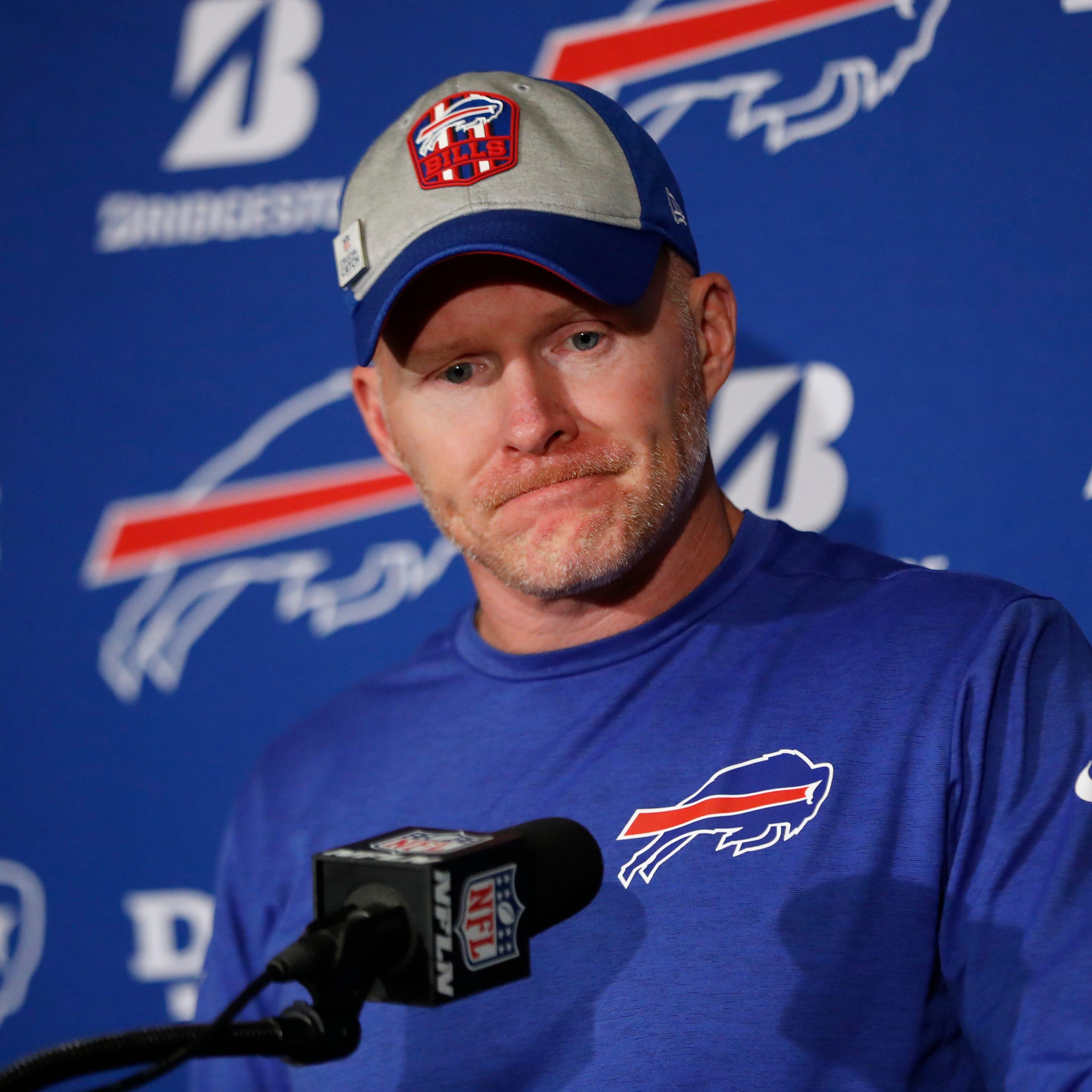 Buffalo Bills report card: Sean McDermott may be losing his team