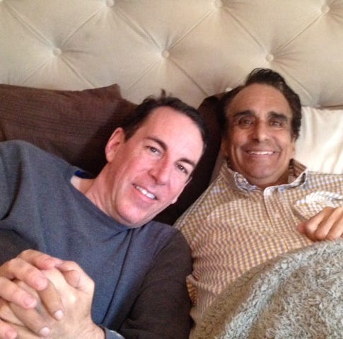 Calls from the dead: did deceased Mayor of Park Avenue Jimmy Catalano call his partner?