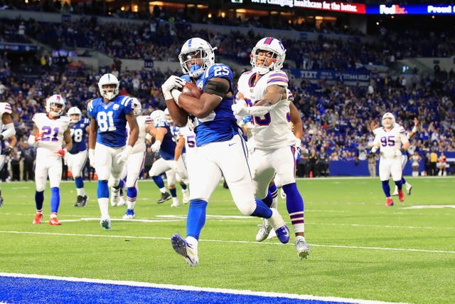 Buffalo Bills Pictures Vs Indianpolis Colts In Nfl Week 7