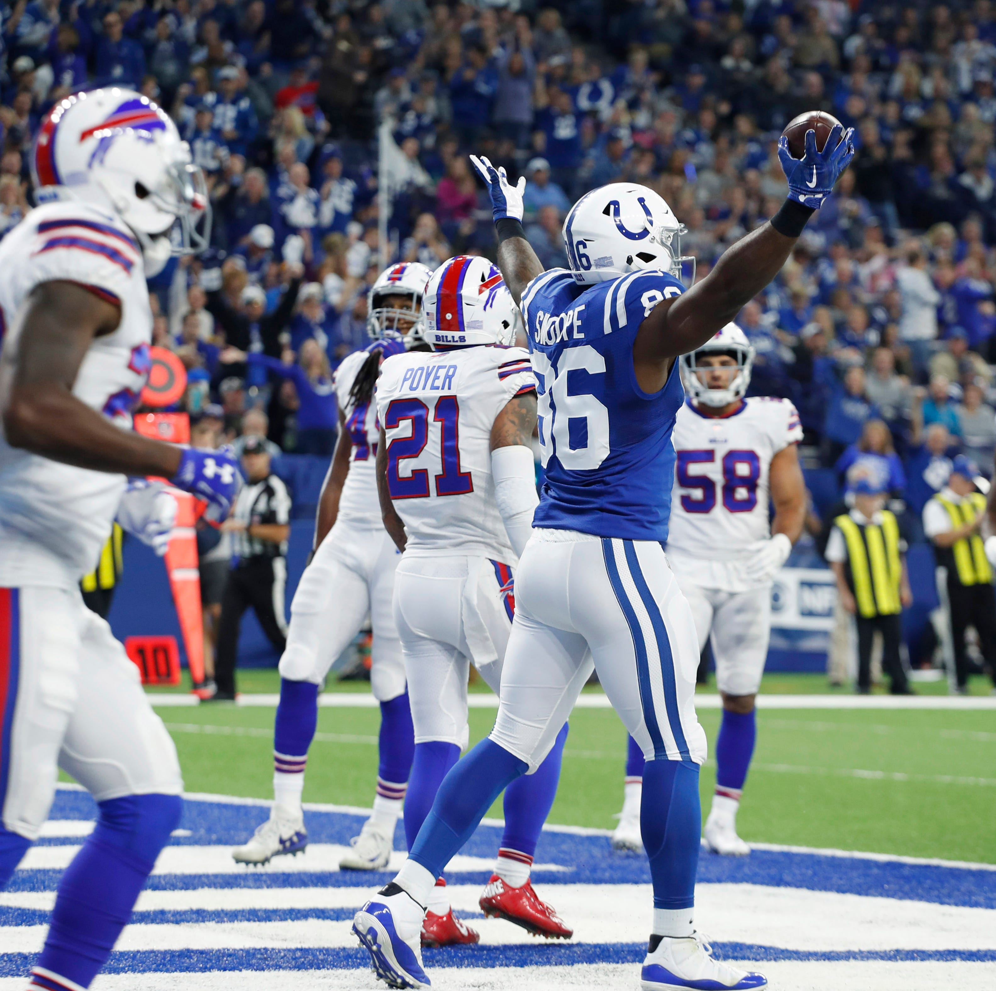 Buffalo Bills a complete no-show as they get embarrassed by Colts