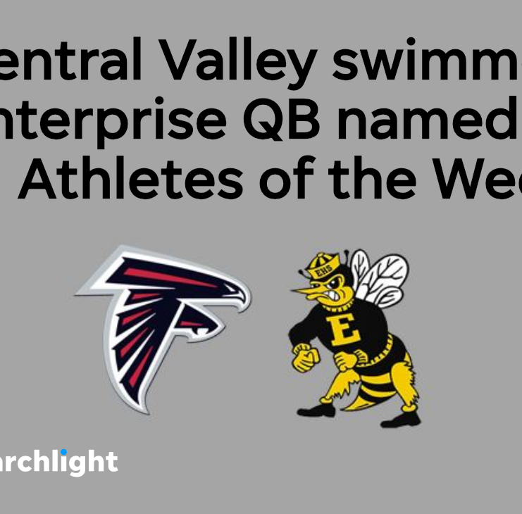 Central Valley's Lauren Kalsbeek and Enterprise's Zach McNeil named Athletes of the Week