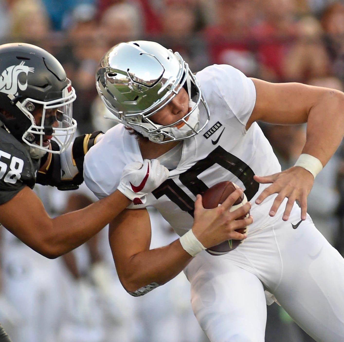 Oregon Ducks: 3 reasons for optimism despite loss to Washington State