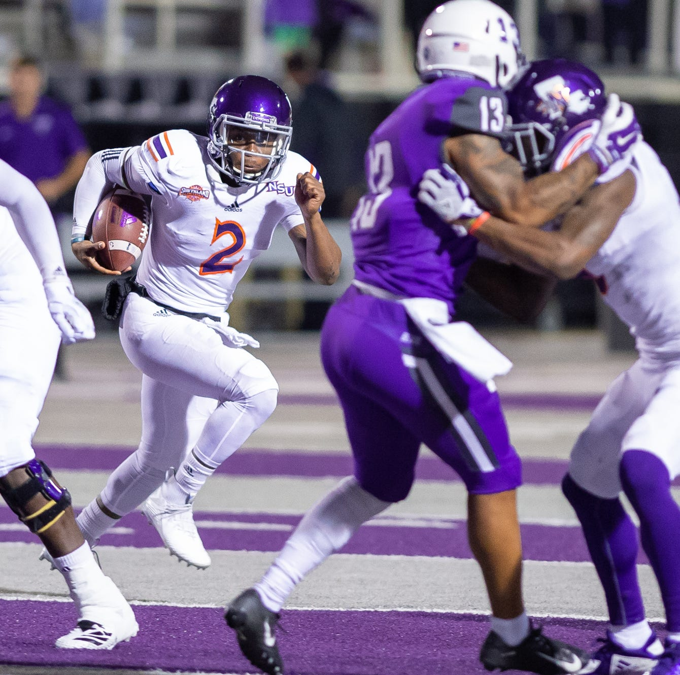 Central Arkansas too much for banged up Northwestern State